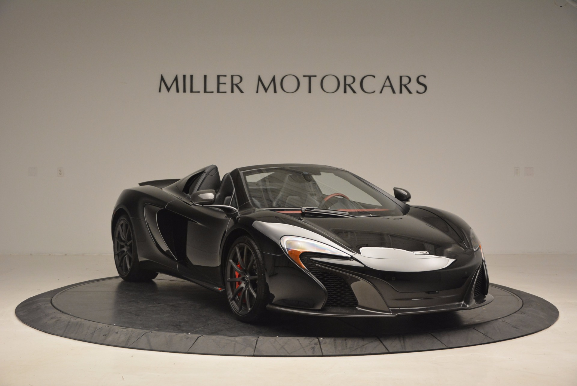Used 2016 McLaren 650S Spider  For Sale In Westport, CT 1103_p11