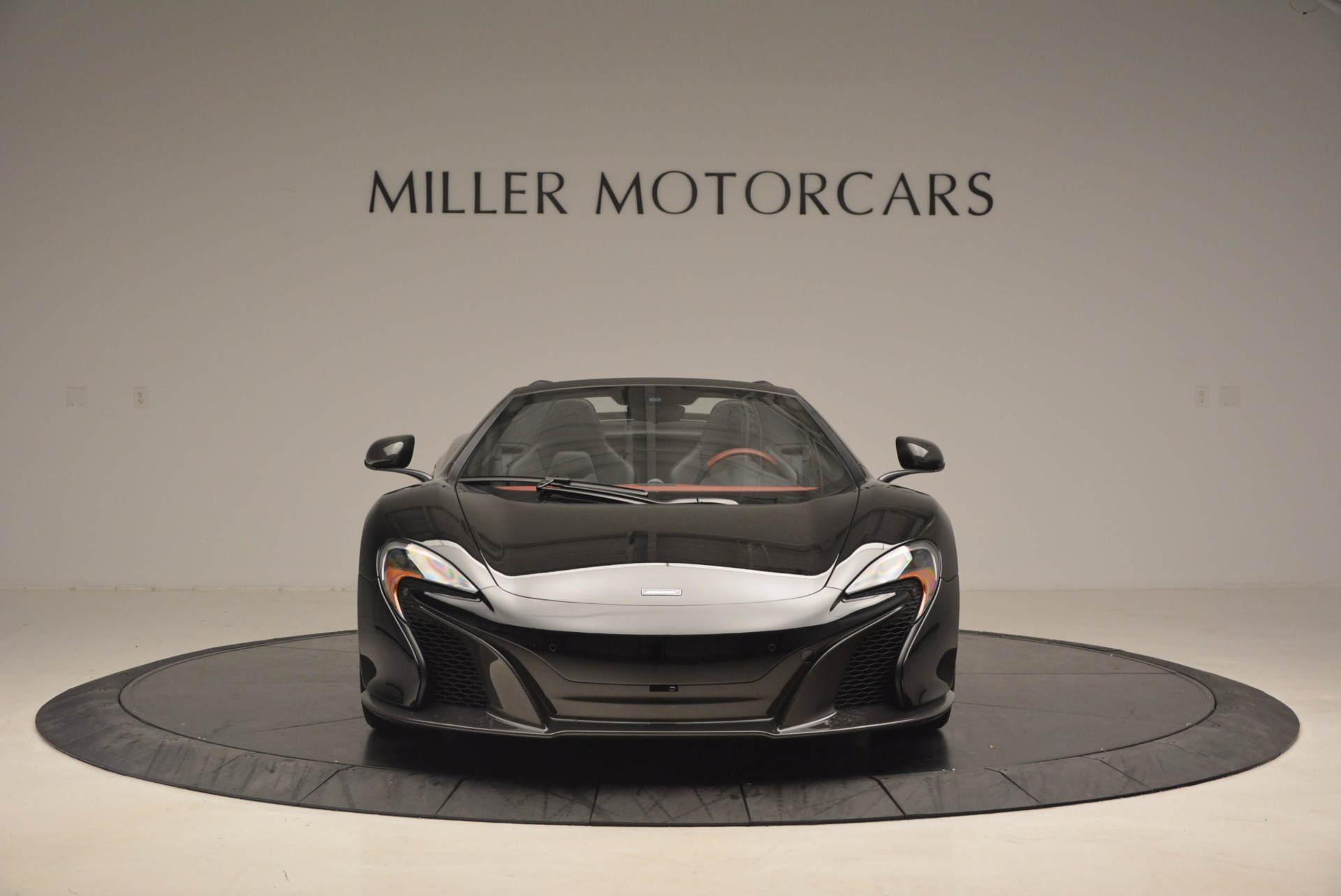 Used 2016 McLaren 650S Spider  For Sale In Westport, CT 1103_p12