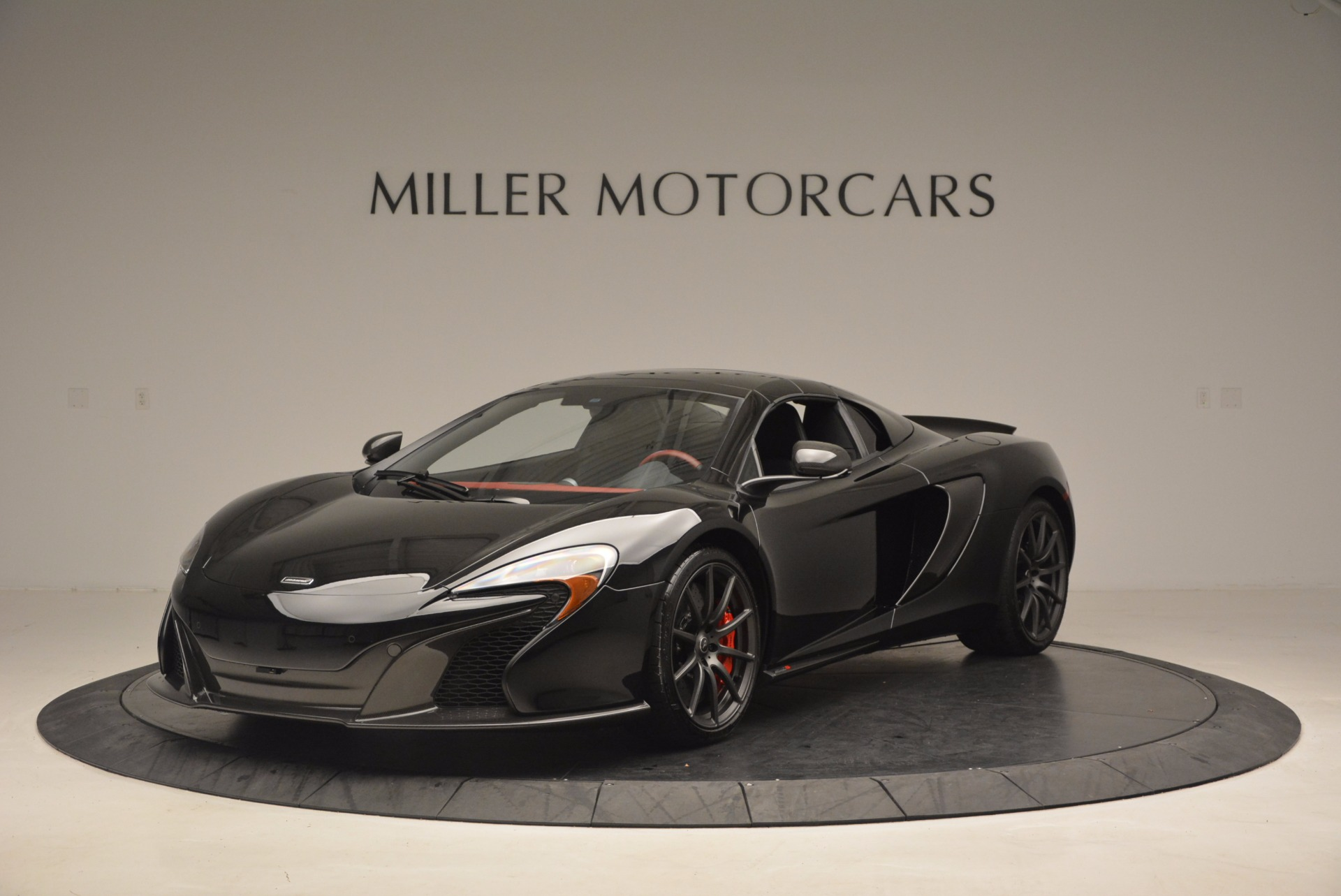 Used 2016 McLaren 650S Spider  For Sale In Westport, CT 1103_p13