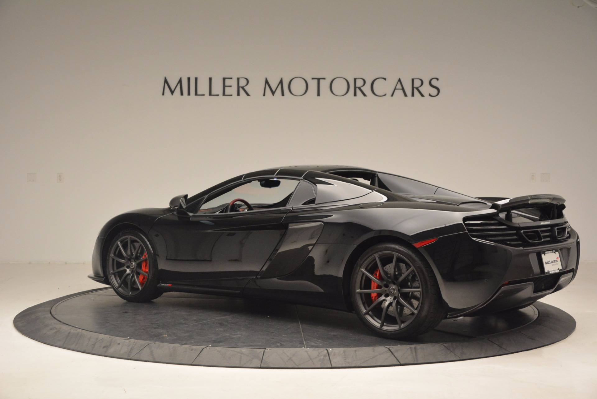 Used 2016 McLaren 650S Spider  For Sale In Westport, CT 1103_p15