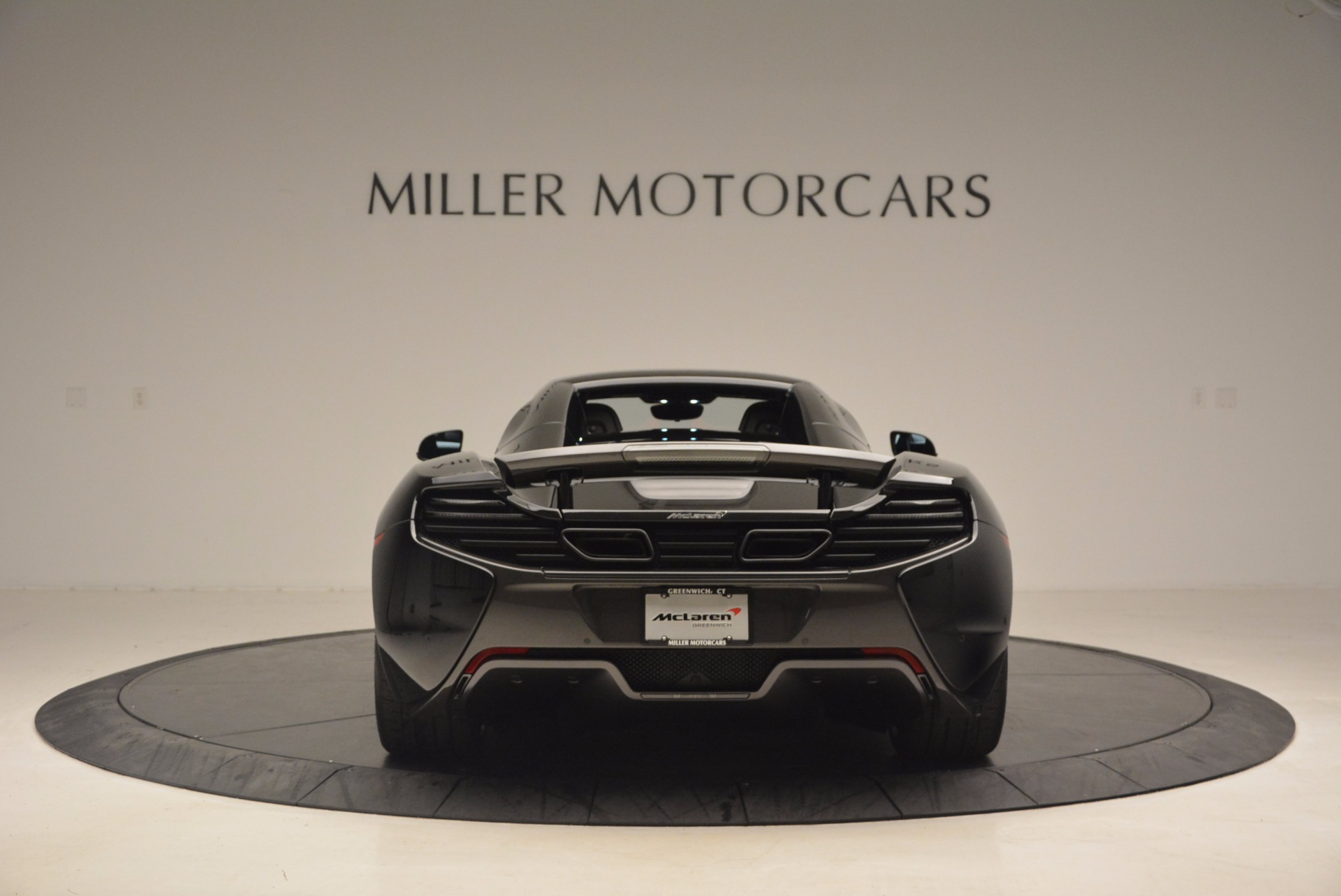 Used 2016 McLaren 650S Spider  For Sale In Westport, CT 1103_p16