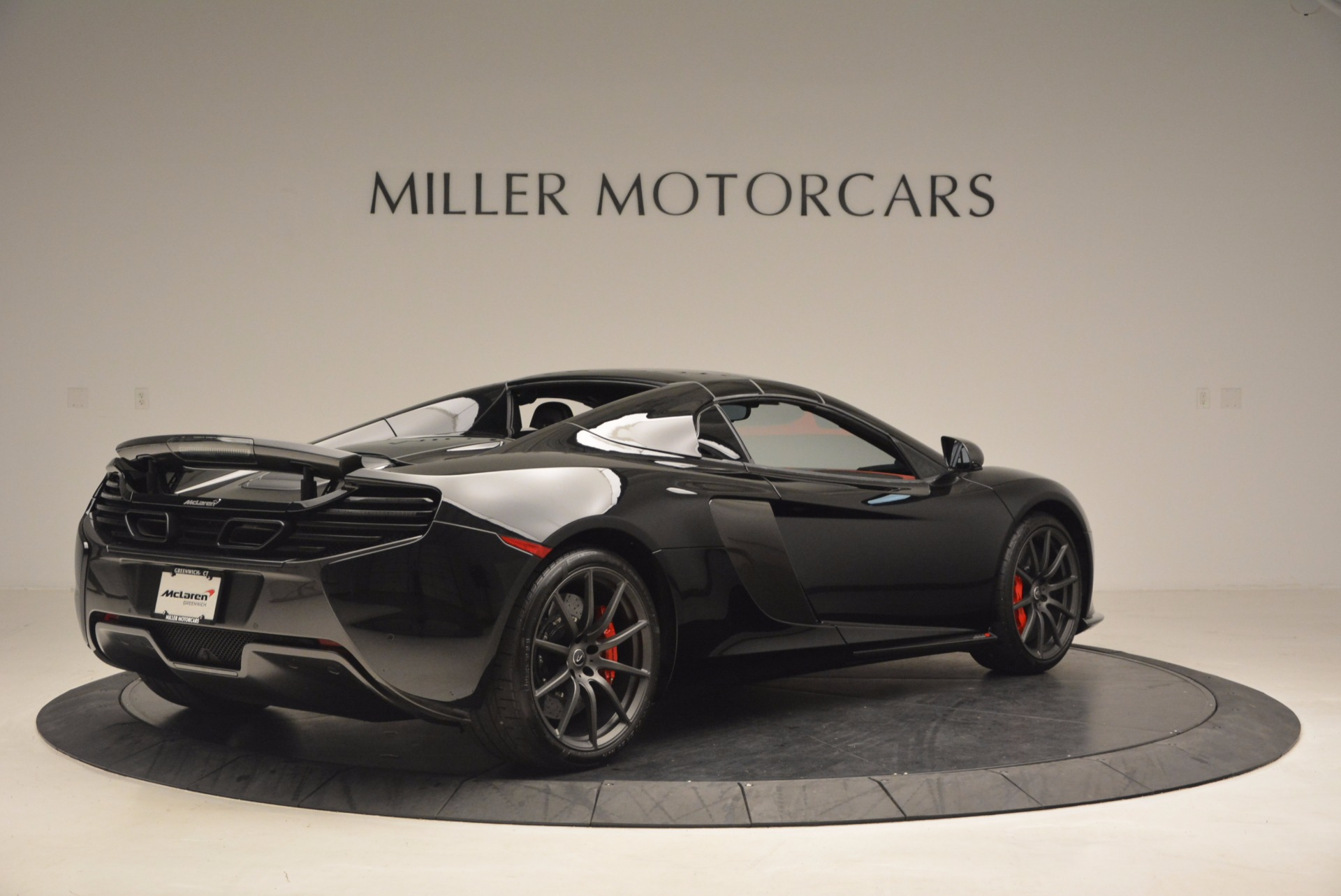 Used 2016 McLaren 650S Spider  For Sale In Westport, CT 1103_p17