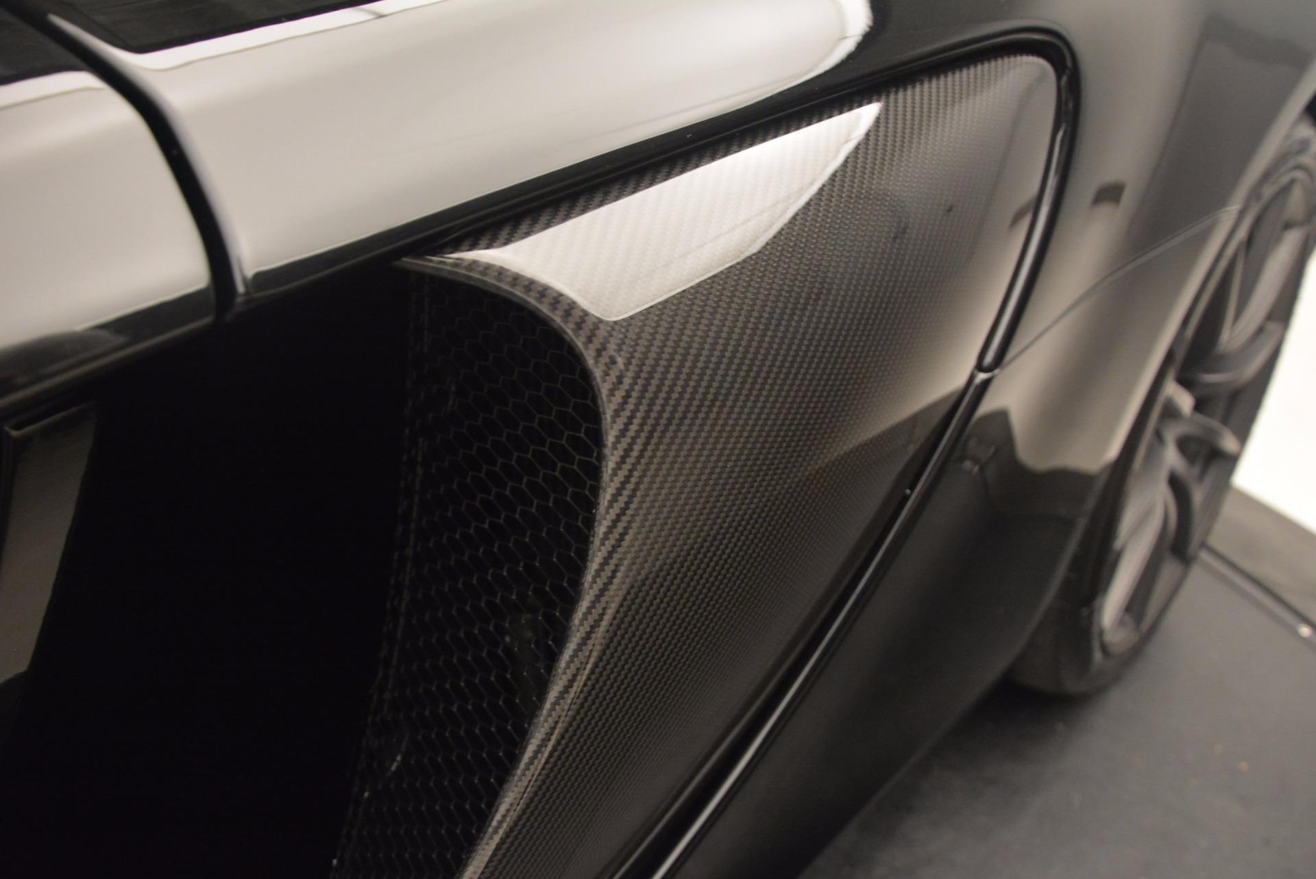 Used 2016 McLaren 650S Spider  For Sale In Westport, CT 1103_p30