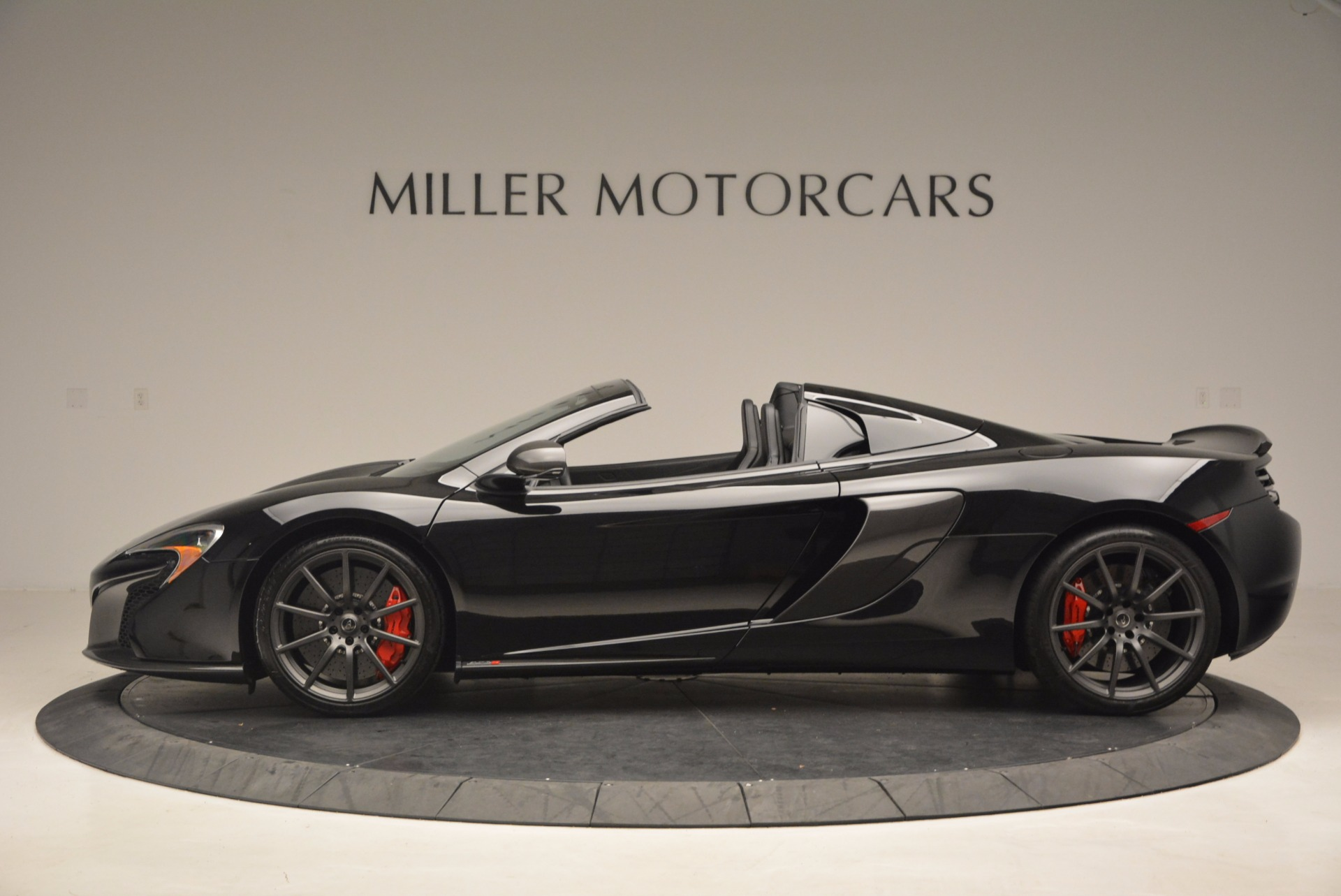 Used 2016 McLaren 650S Spider  For Sale In Westport, CT 1103_p3