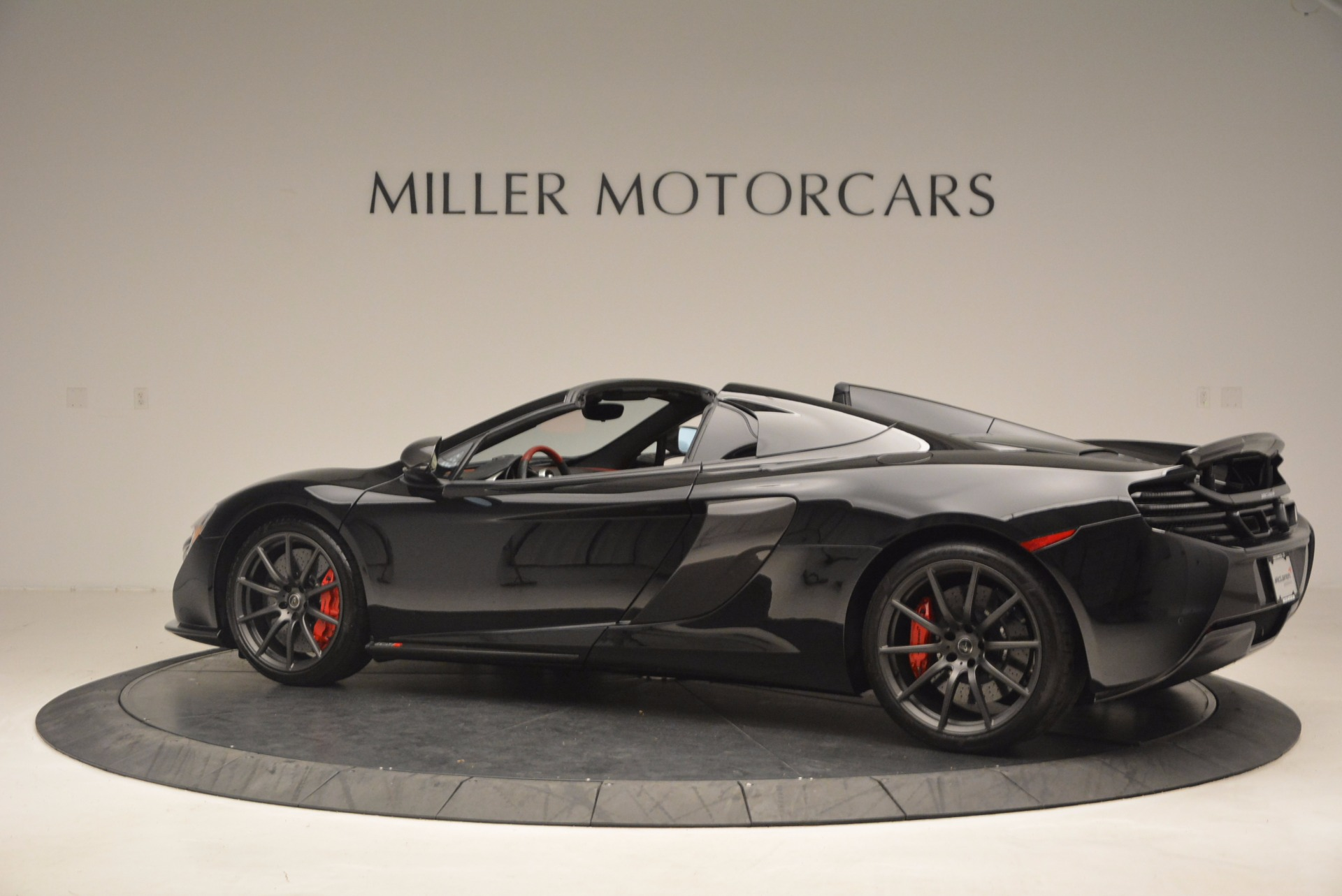 Used 2016 McLaren 650S Spider  For Sale In Westport, CT 1103_p4