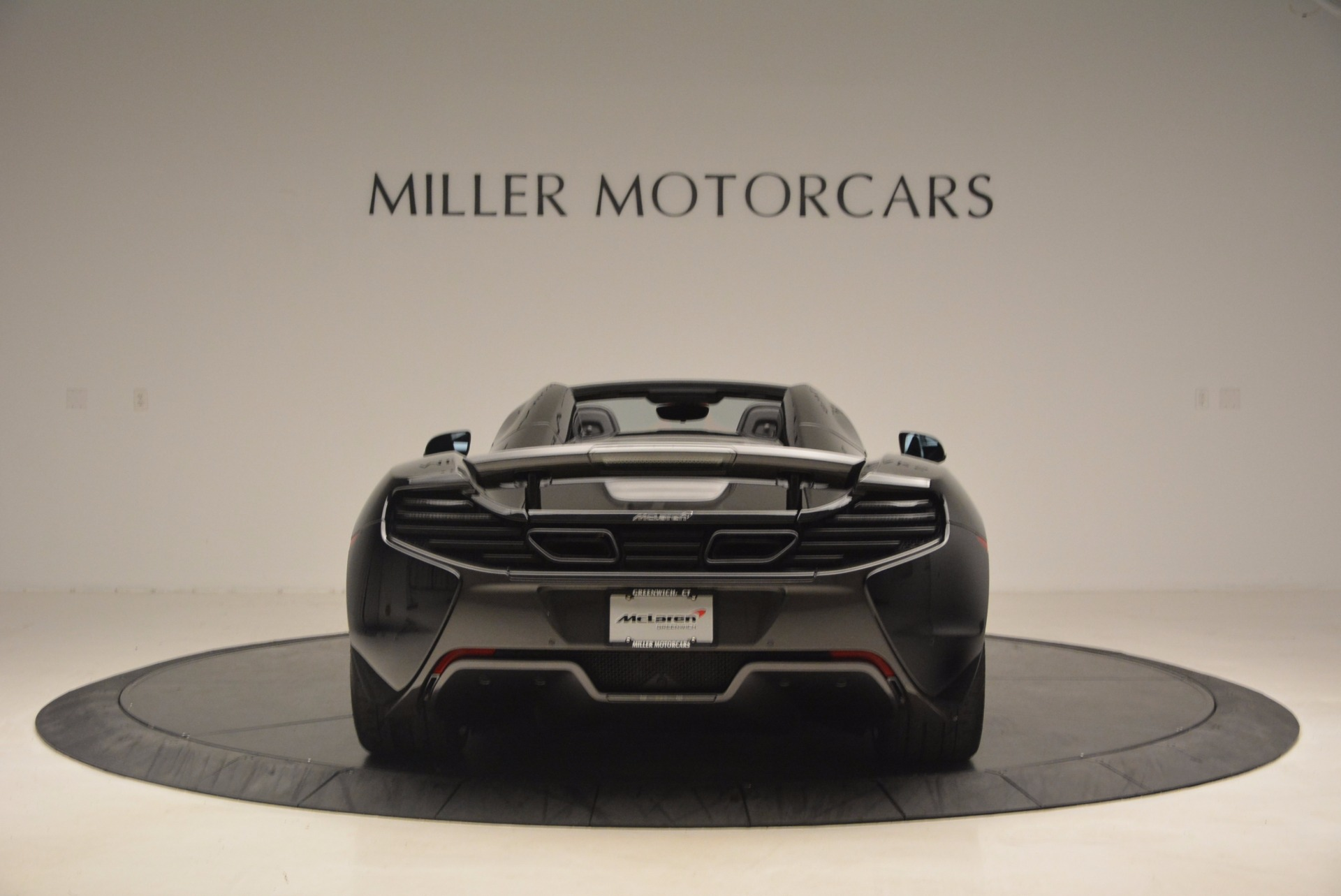 Used 2016 McLaren 650S Spider  For Sale In Westport, CT 1103_p6