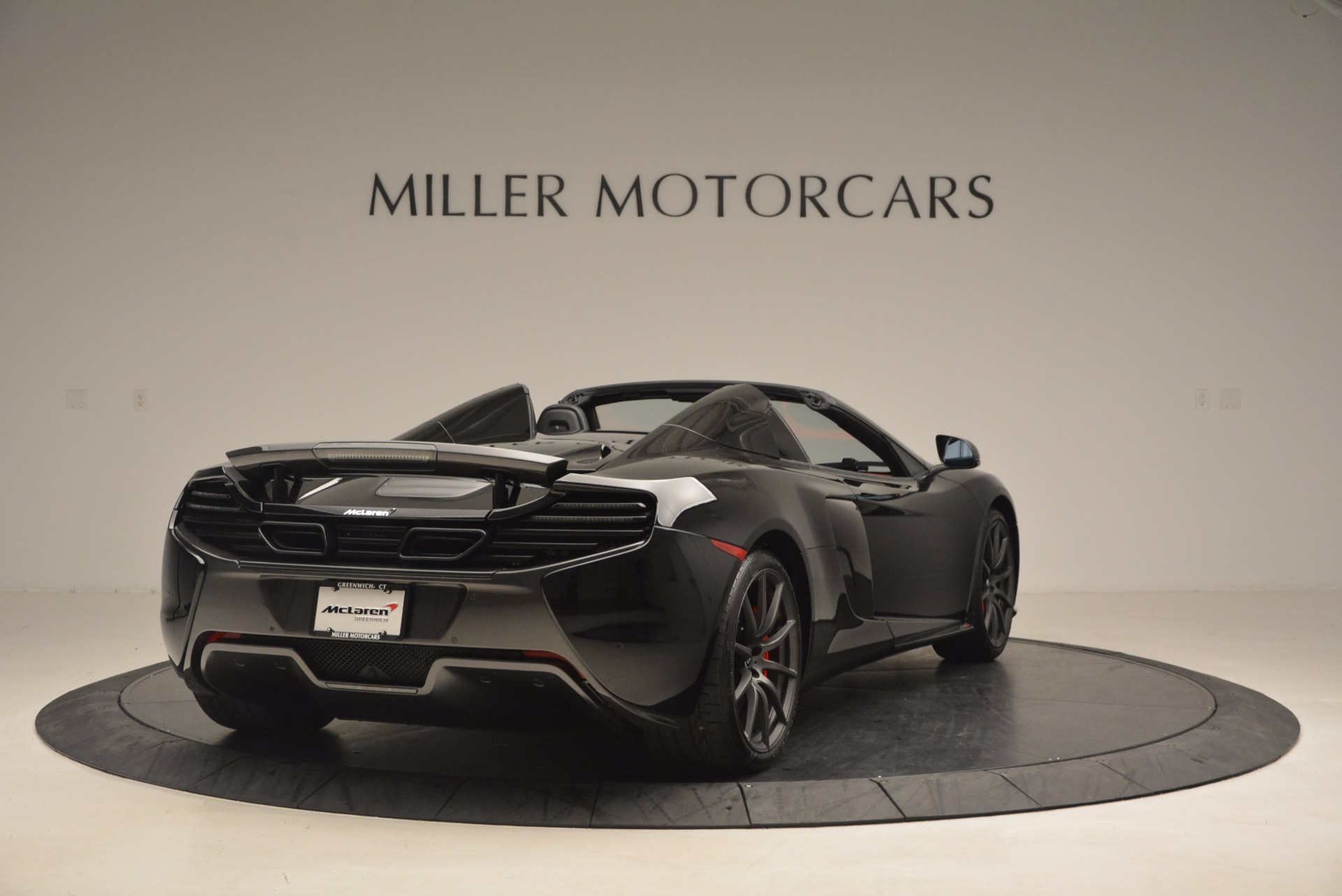 Used 2016 McLaren 650S Spider  For Sale In Westport, CT 1103_p7