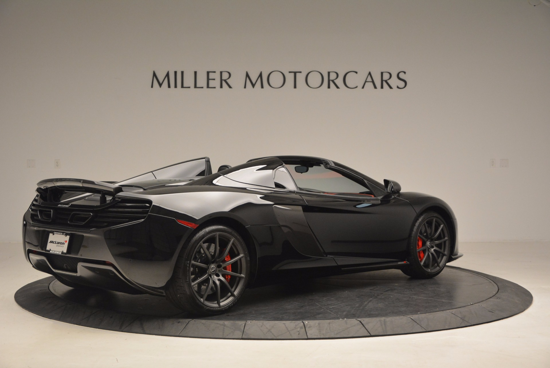 Used 2016 McLaren 650S Spider  For Sale In Westport, CT 1103_p8