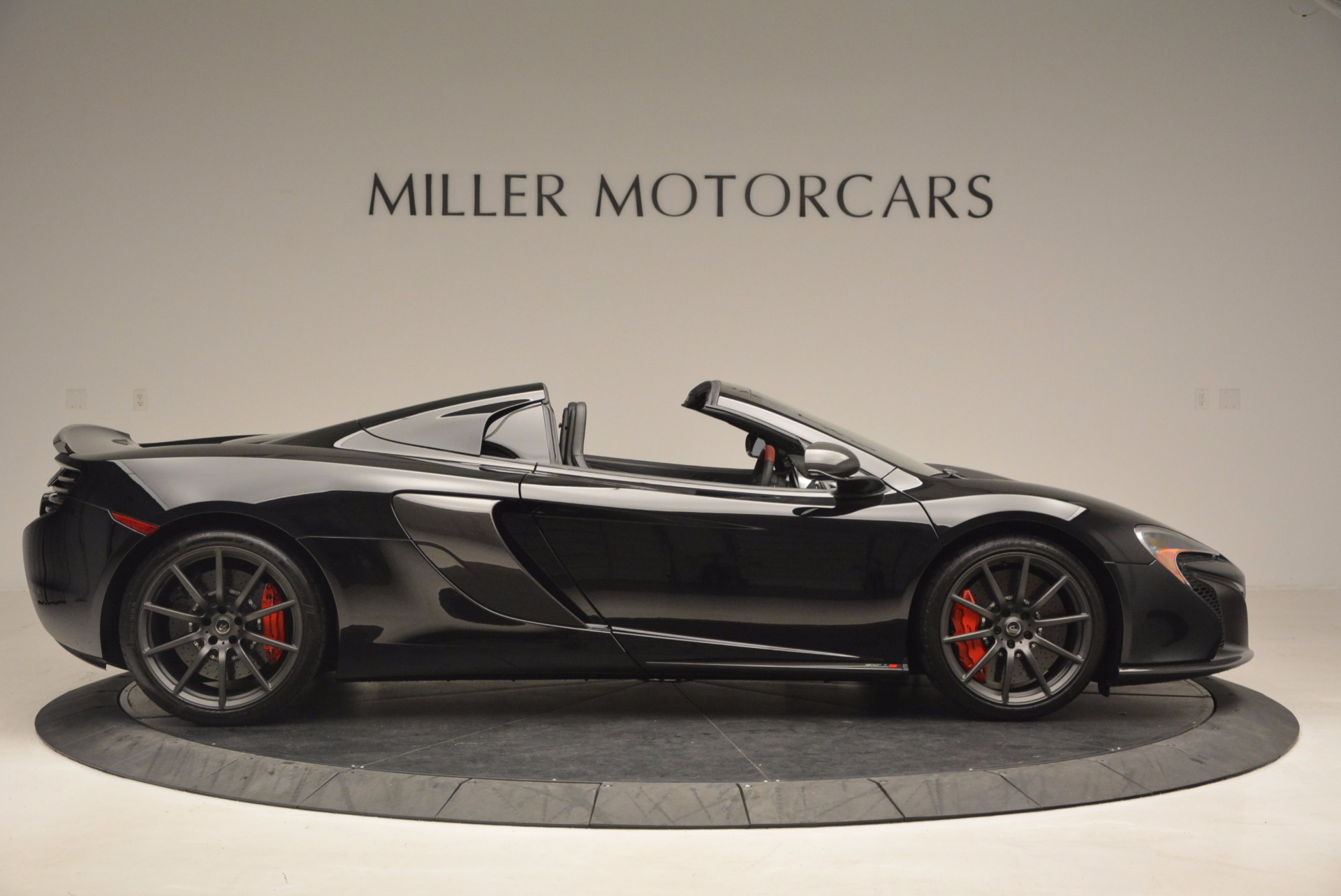 Used 2016 McLaren 650S Spider  For Sale In Westport, CT 1103_p9