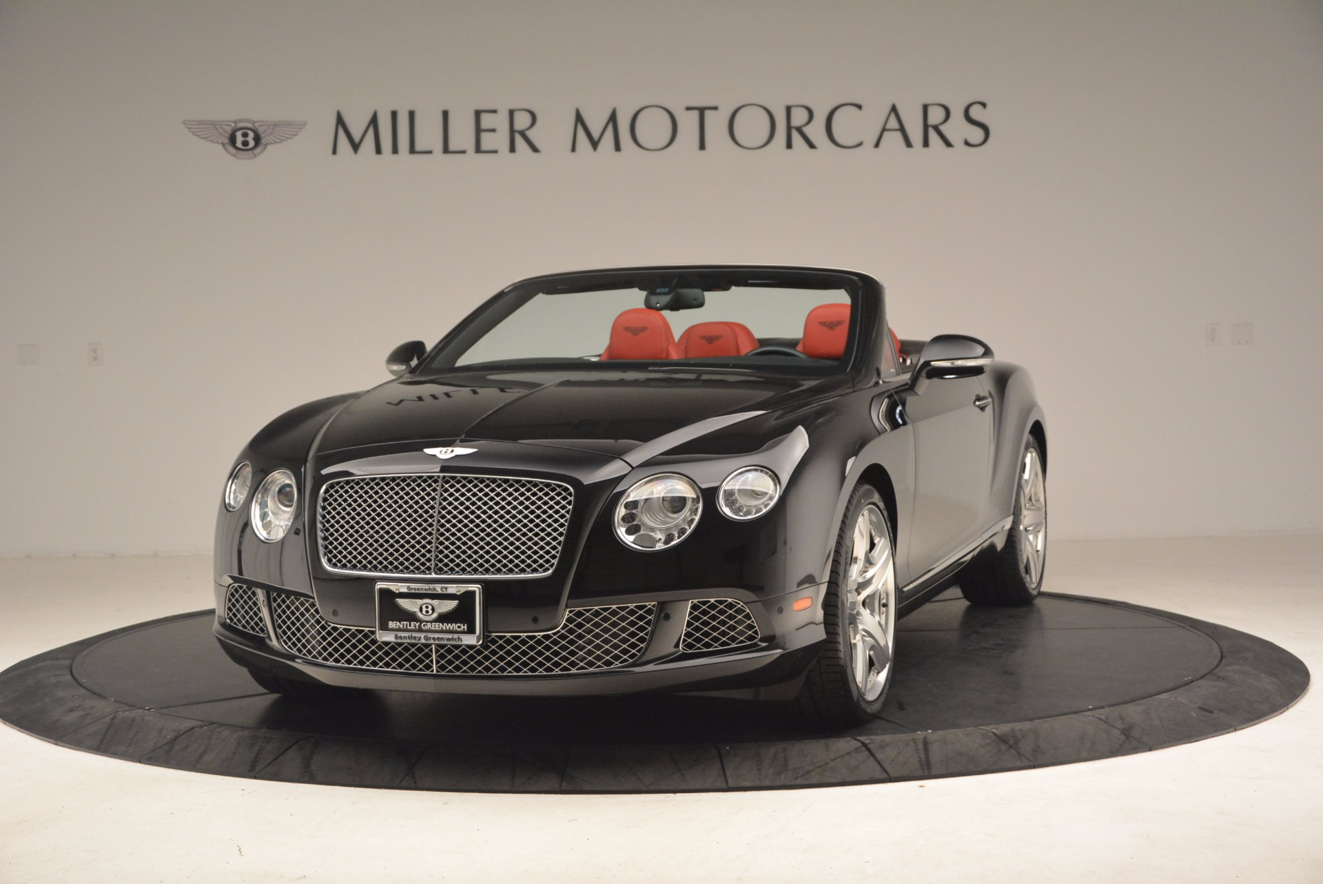 Used 2012 Bentley Continental GT W12 Convertible For Sale In Westport, CT