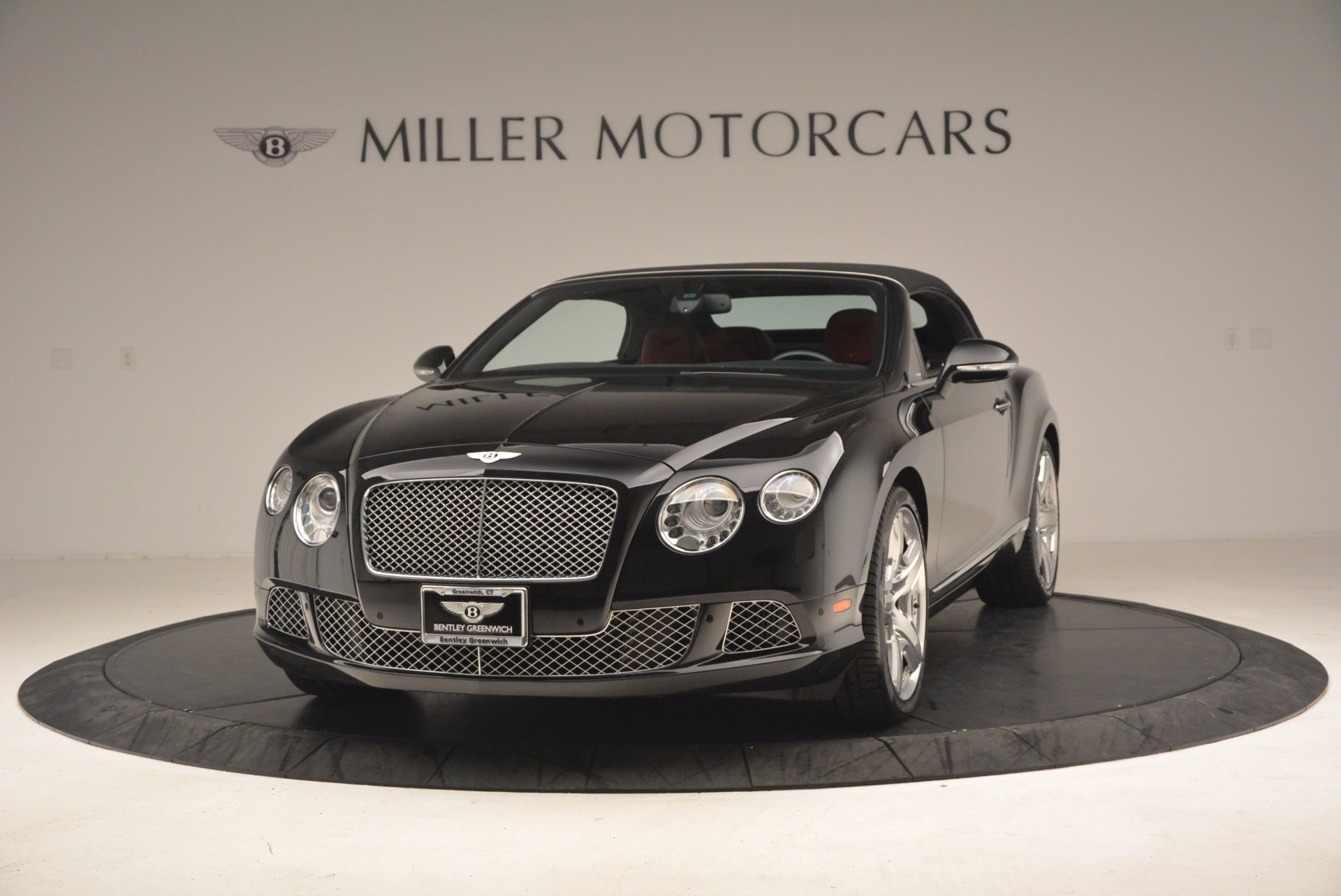 Used 2012 Bentley Continental GT W12 Convertible For Sale In Westport, CT 1104_p14