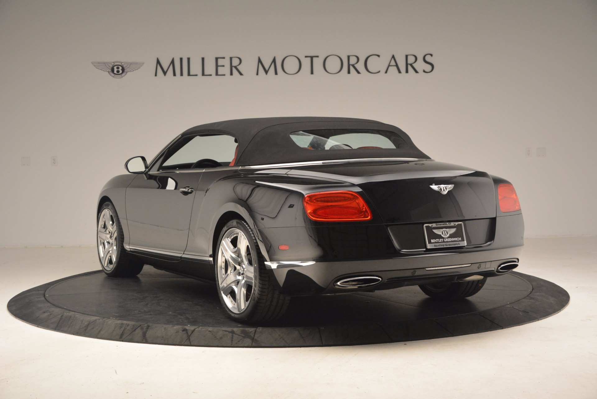Used 2012 Bentley Continental GT W12 Convertible For Sale In Westport, CT 1104_p18