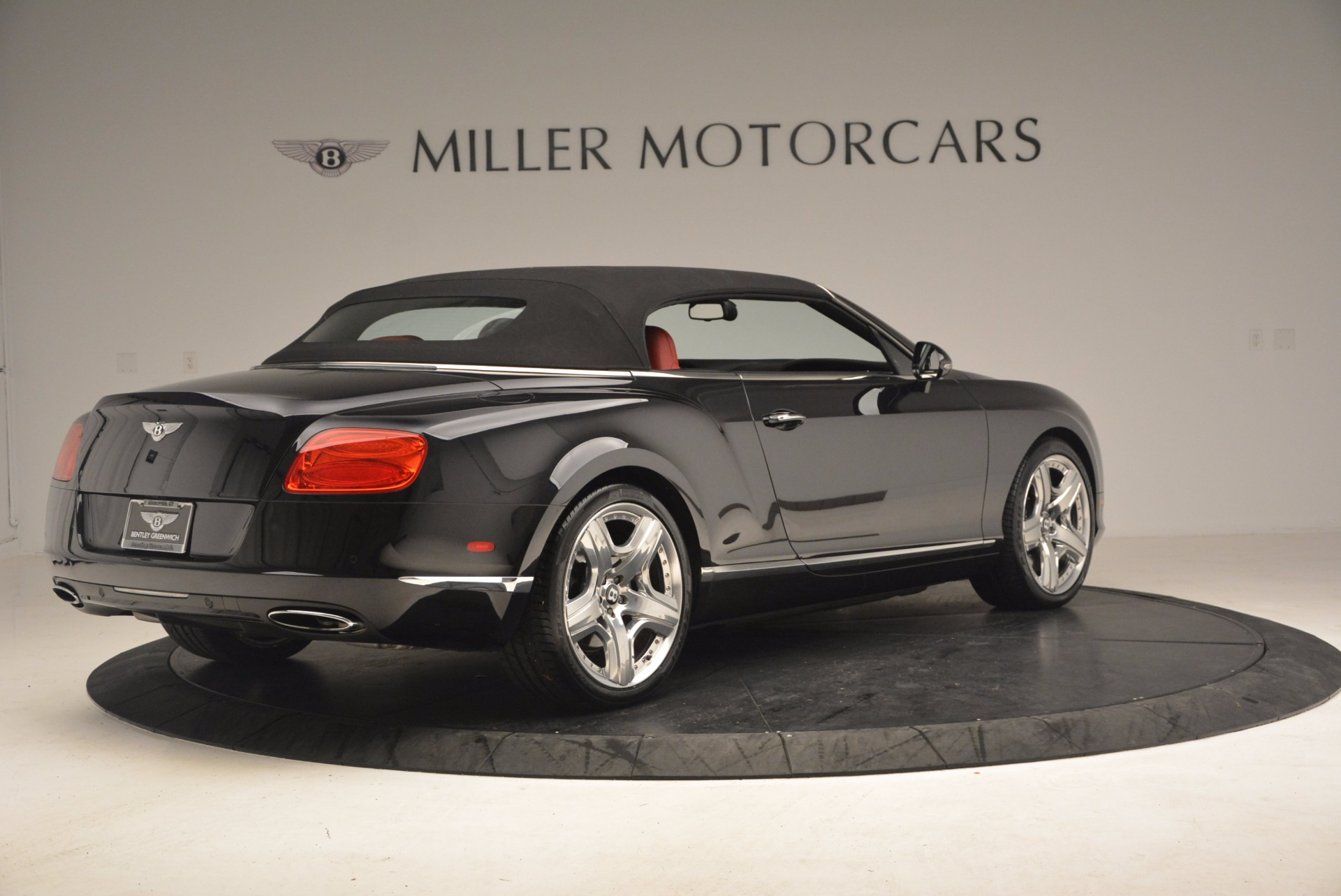 Used 2012 Bentley Continental GT W12 Convertible For Sale In Westport, CT 1104_p21