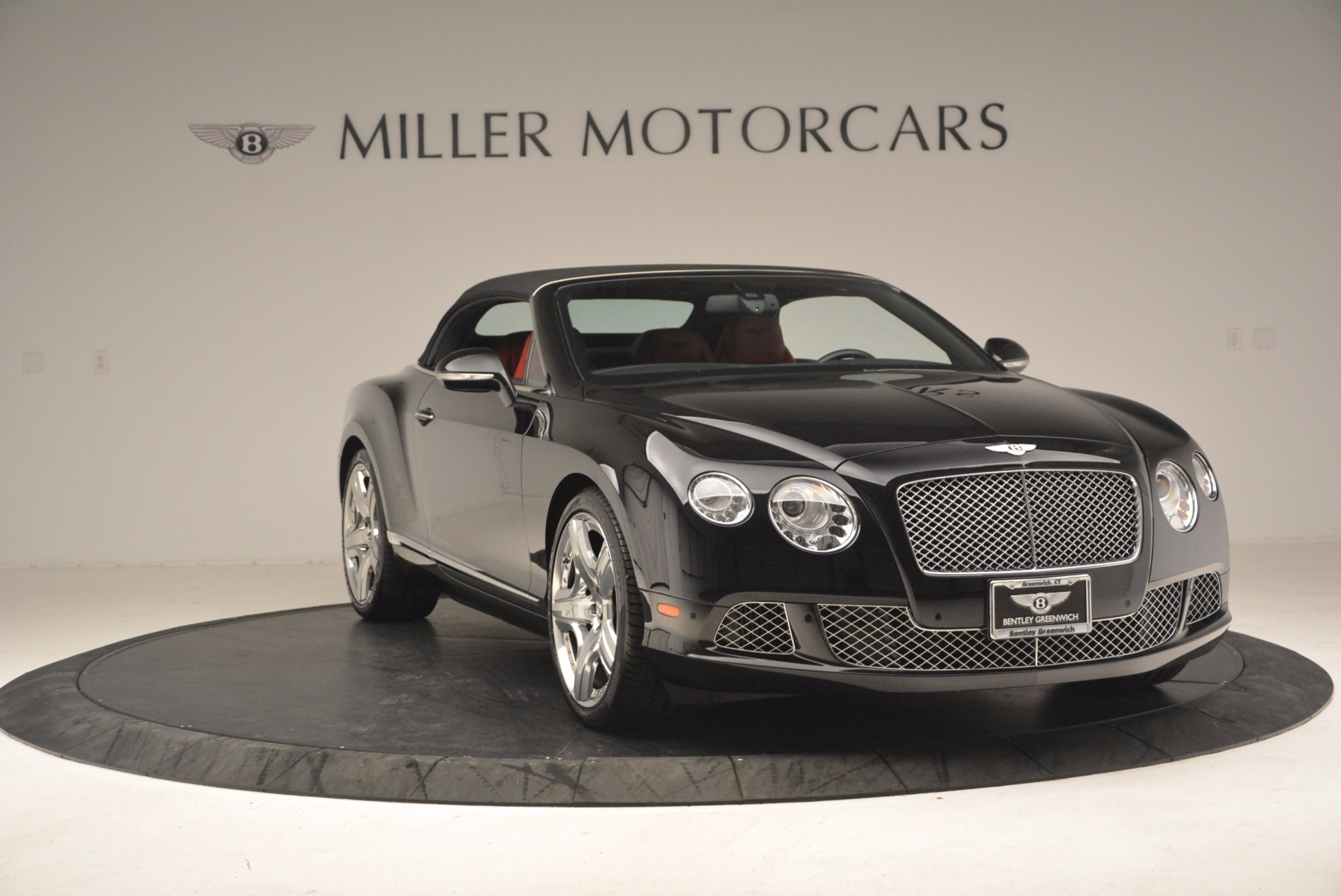 Used 2012 Bentley Continental GT W12 Convertible For Sale In Westport, CT 1104_p24