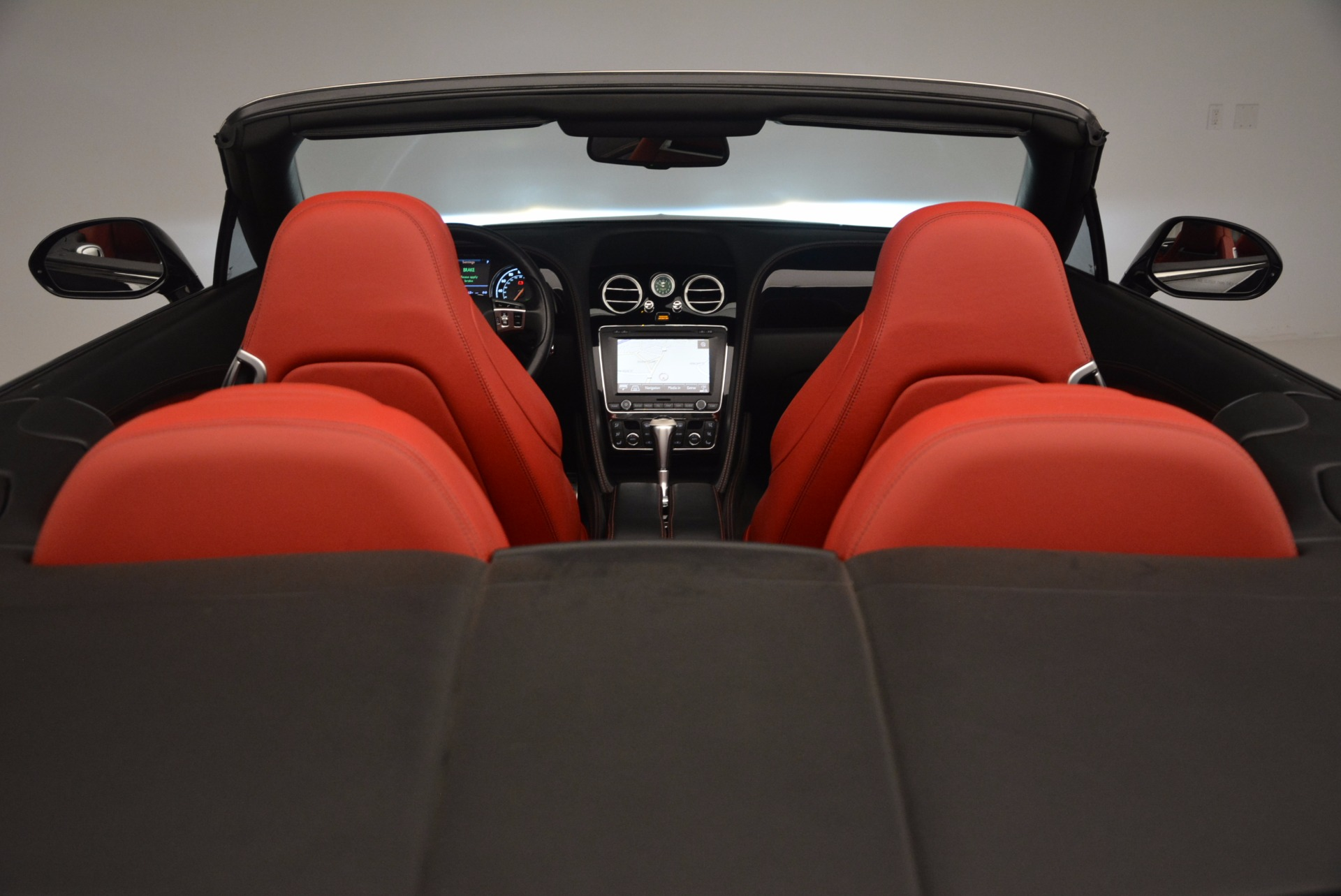 Used 2012 Bentley Continental GT W12 Convertible For Sale In Westport, CT 1104_p53