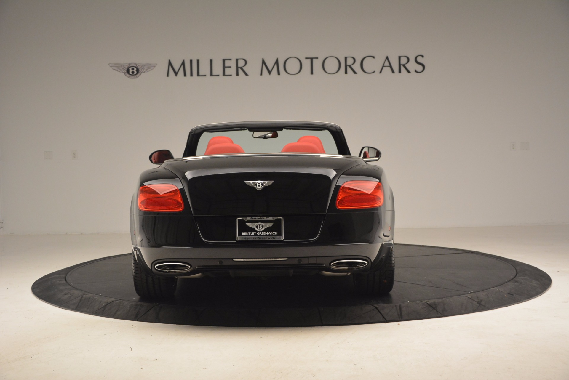 Used 2012 Bentley Continental GT W12 Convertible For Sale In Westport, CT 1104_p6