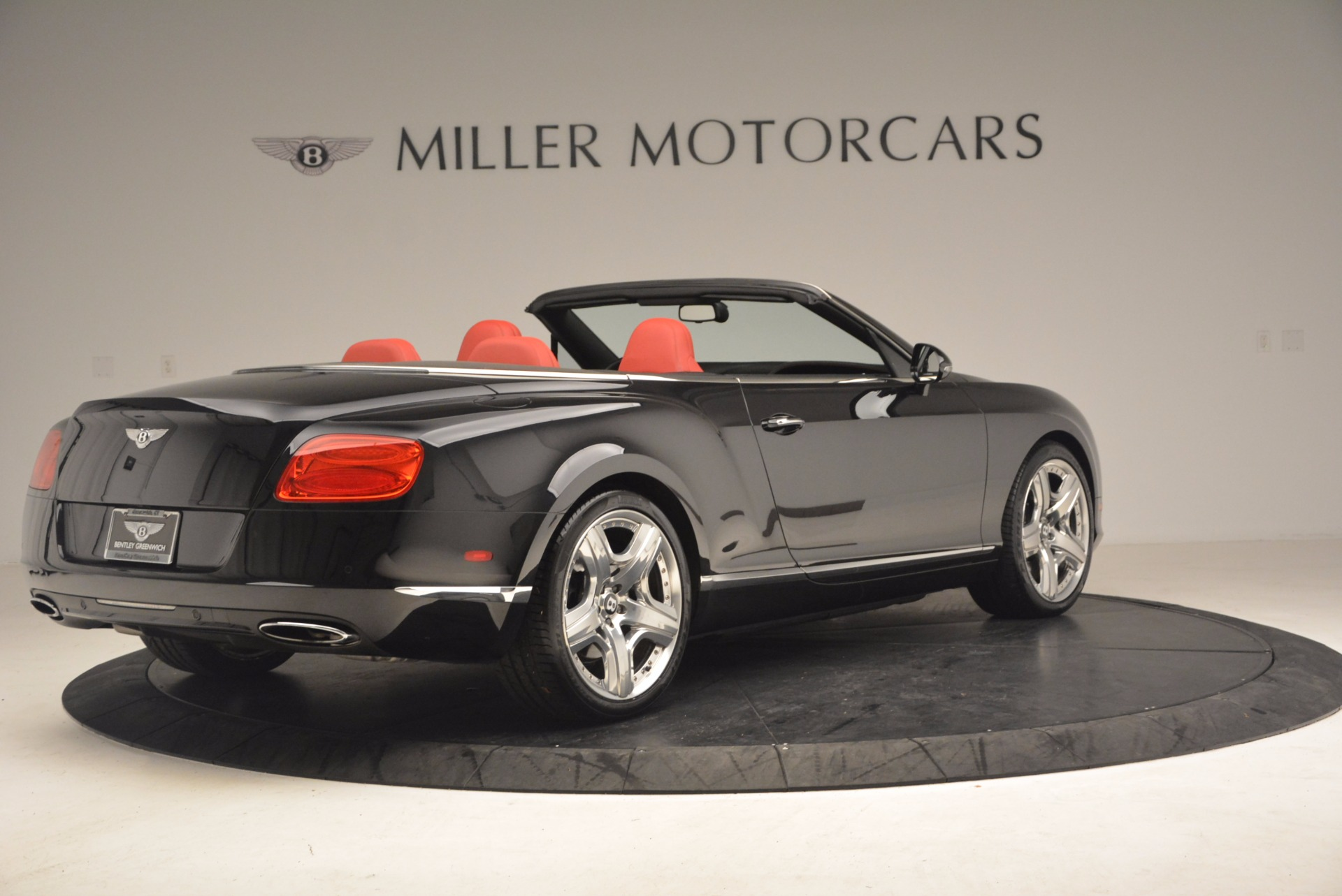 Used 2012 Bentley Continental GT W12 Convertible For Sale In Westport, CT 1104_p8