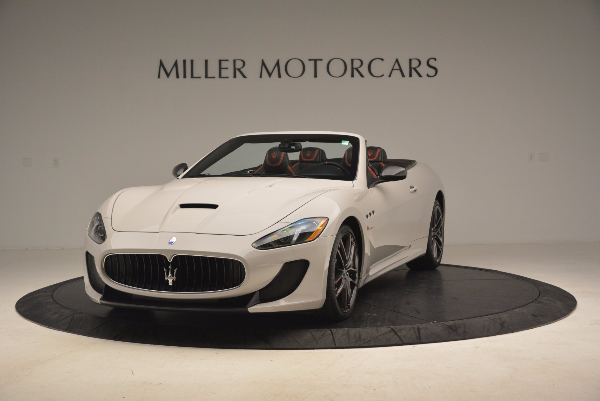 Used 2015 Maserati GranTurismo MC Centennial For Sale In Westport, CT 1107_main