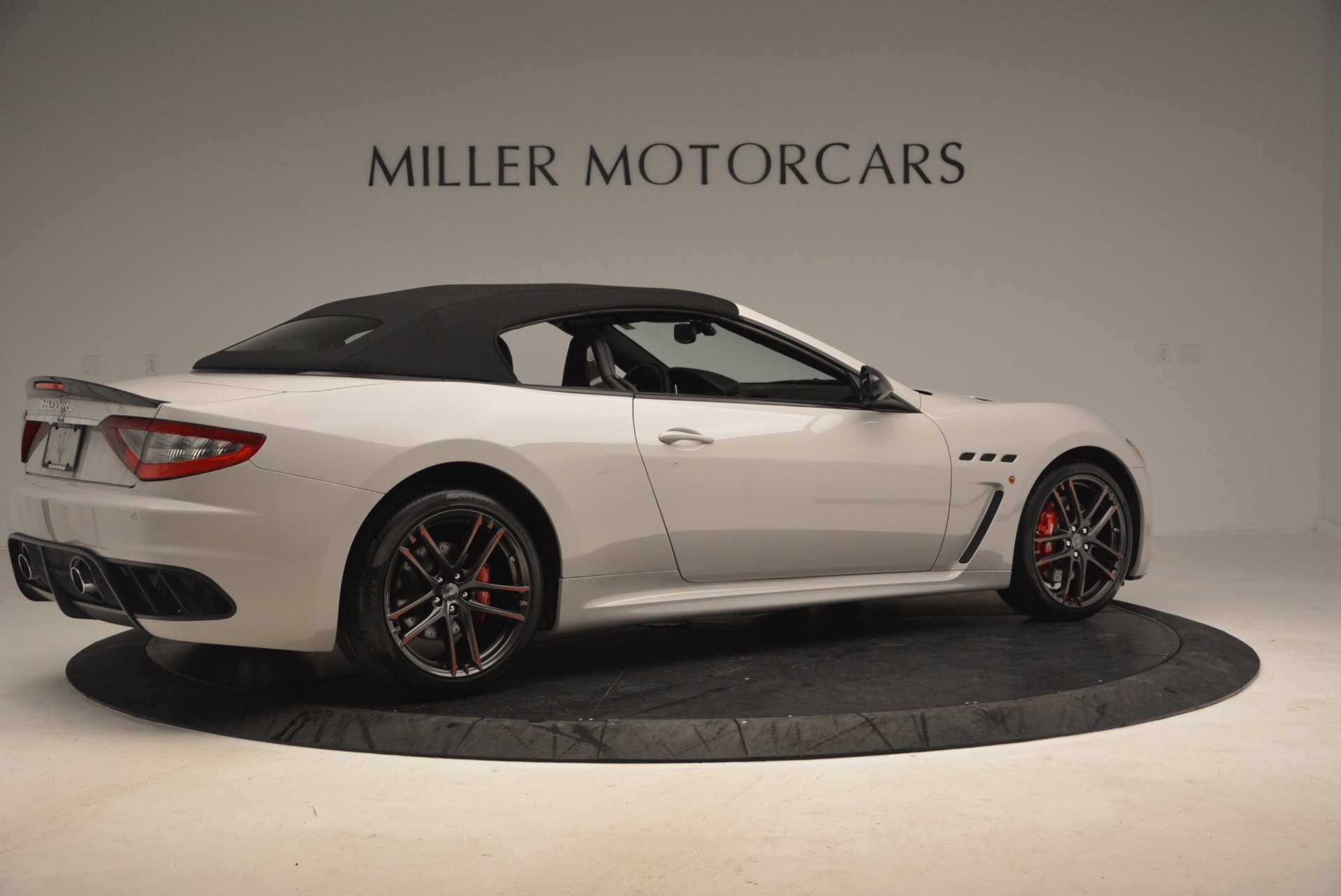 Used 2015 Maserati GranTurismo MC Centennial For Sale In Westport, CT 1107_p20
