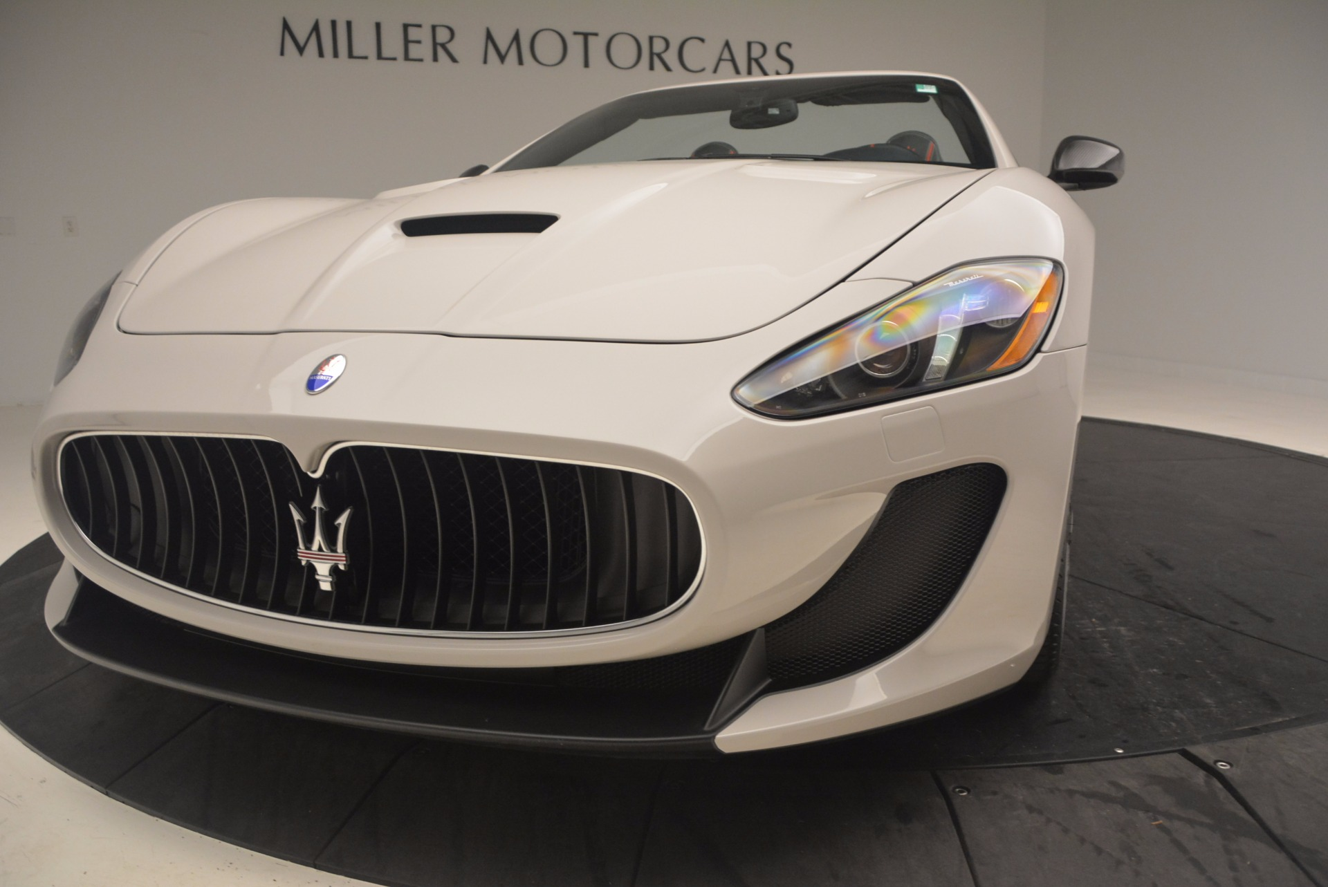 Used 2015 Maserati GranTurismo MC Centennial For Sale In Westport, CT 1107_p25