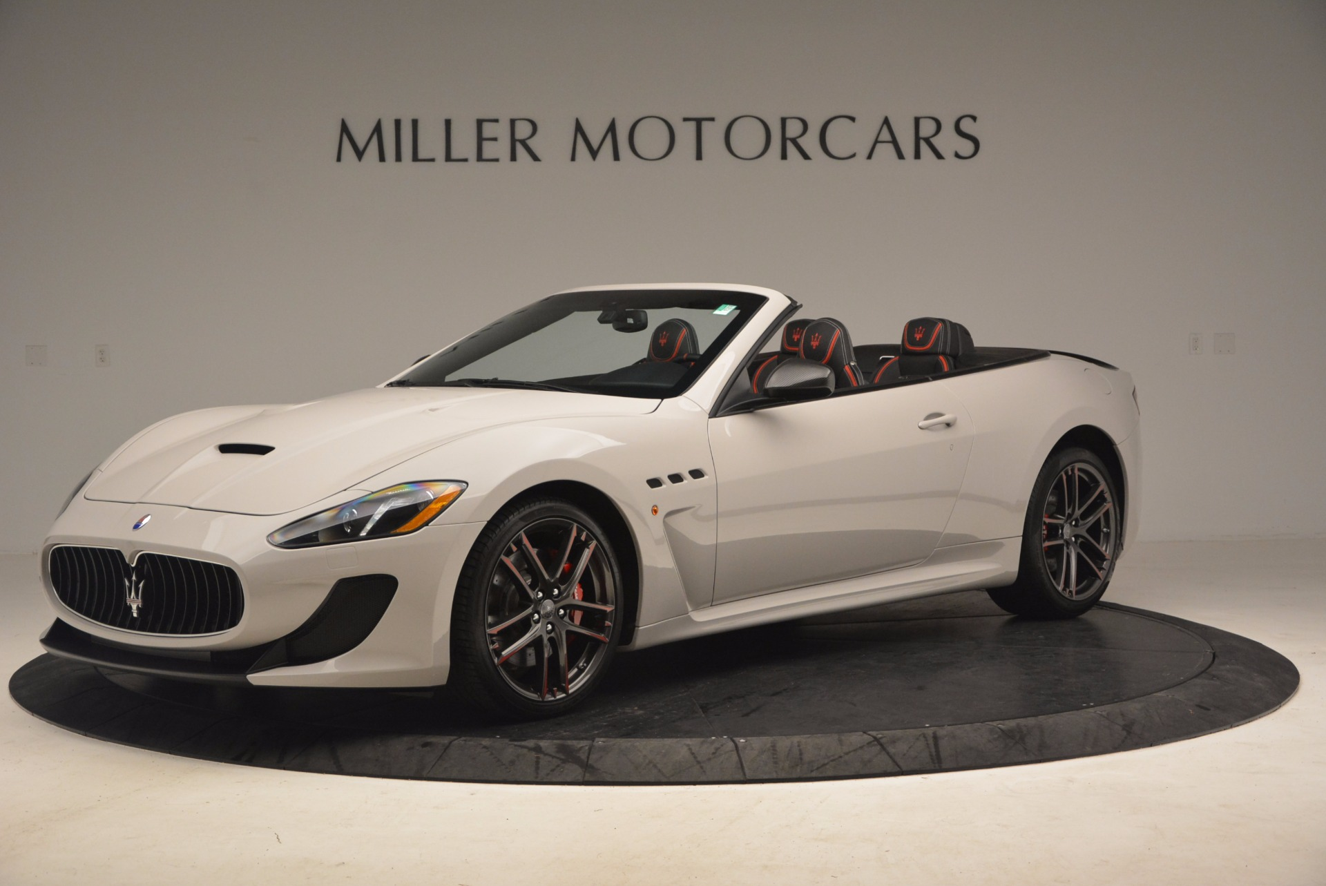 Used 2015 Maserati GranTurismo MC Centennial For Sale In Westport, CT 1107_p2