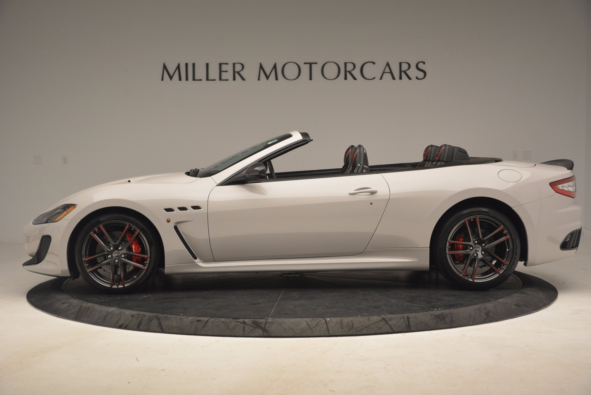 Used 2015 Maserati GranTurismo MC Centennial For Sale In Westport, CT 1107_p3