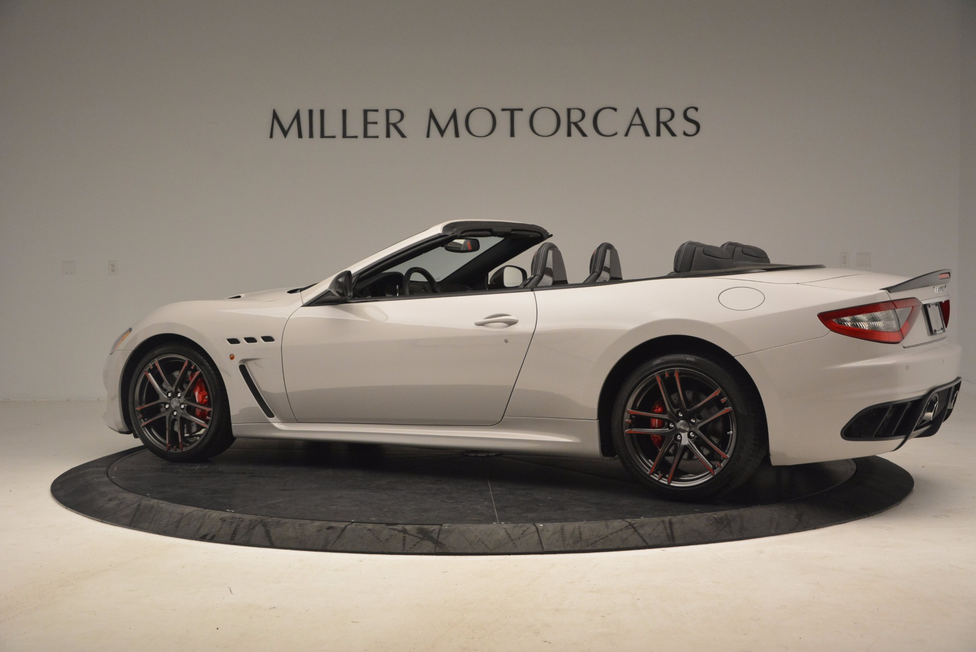 Used 2015 Maserati GranTurismo MC Centennial For Sale In Westport, CT 1107_p4
