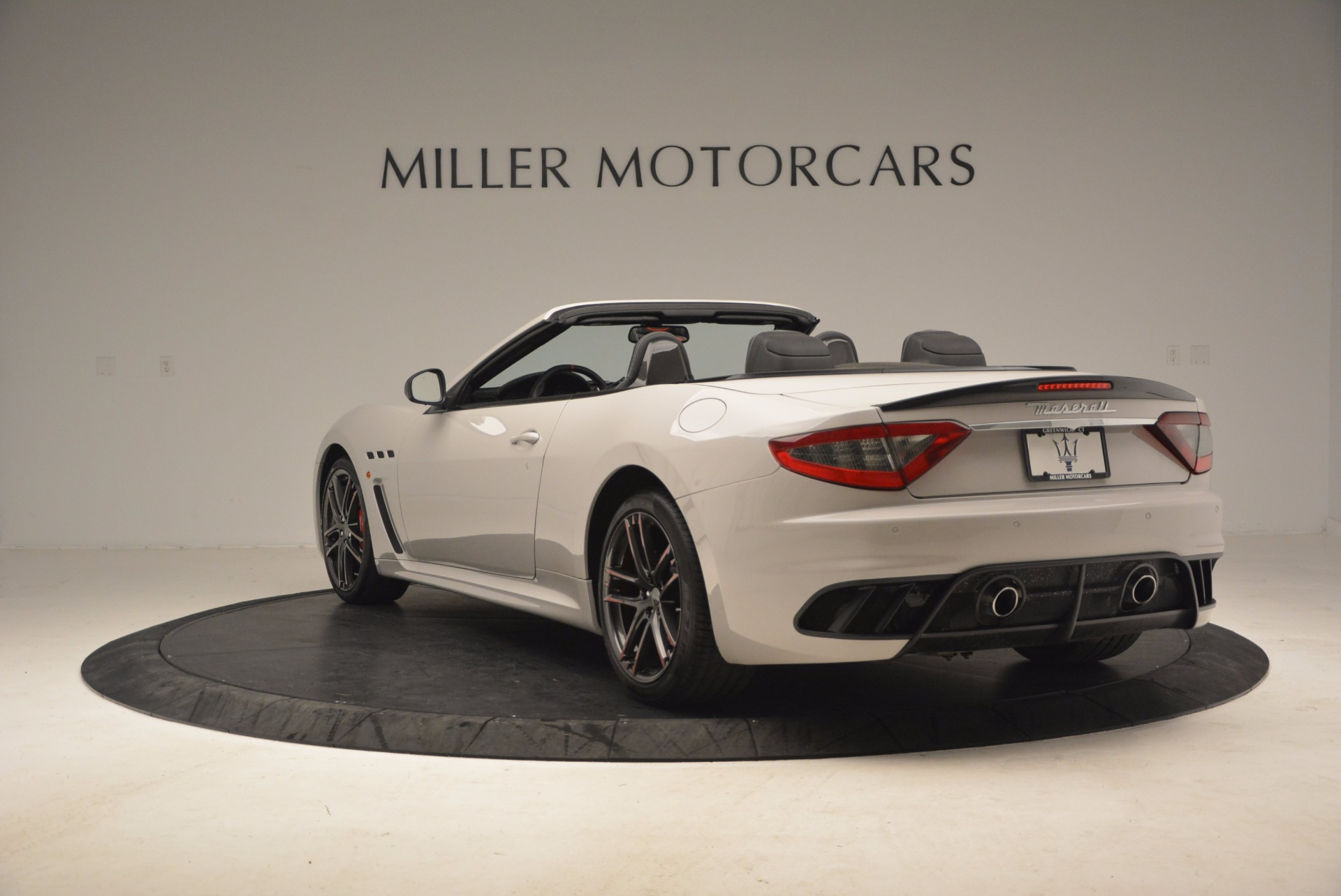 Used 2015 Maserati GranTurismo MC Centennial For Sale In Westport, CT 1107_p5