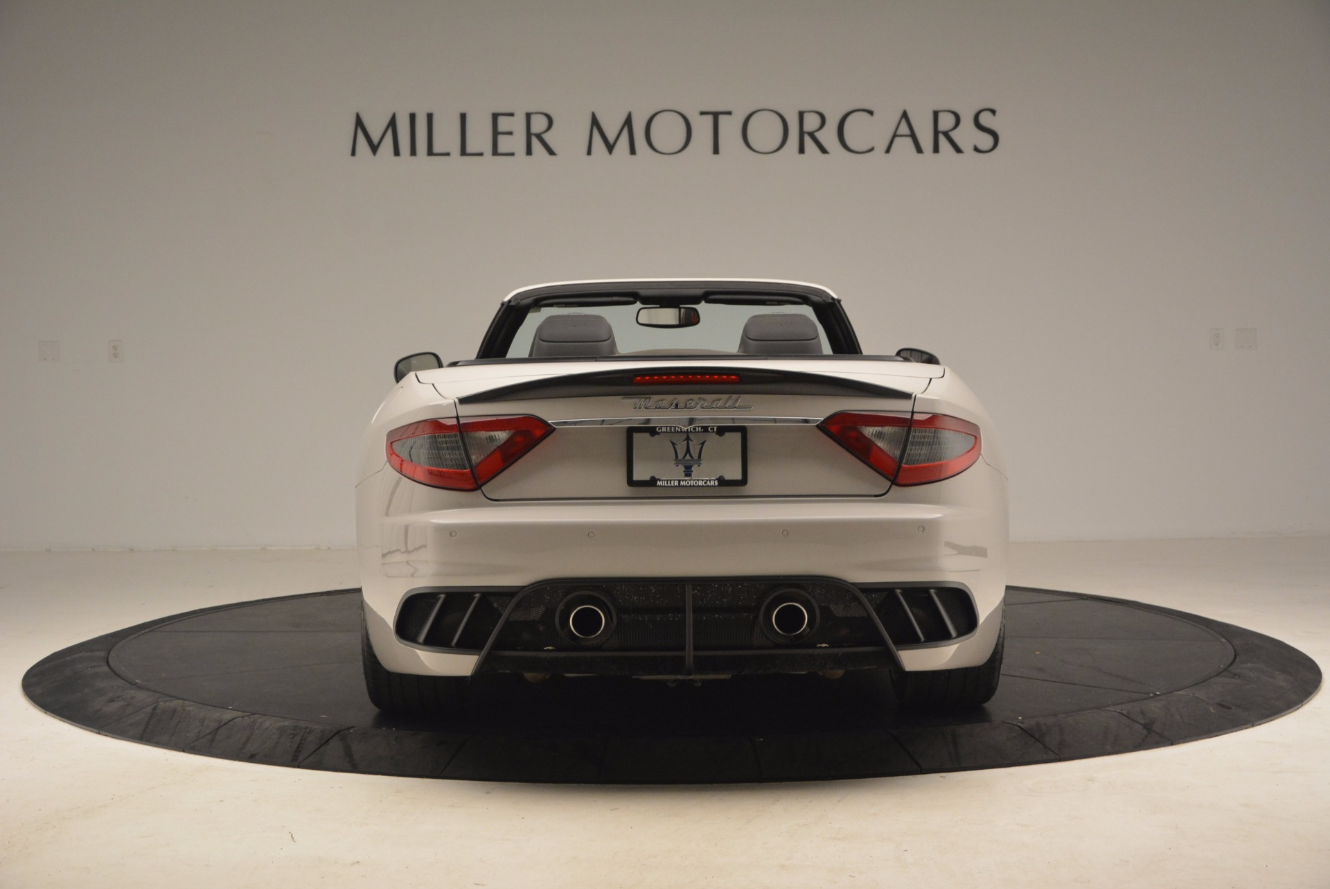 Used 2015 Maserati GranTurismo MC Centennial For Sale In Westport, CT 1107_p6