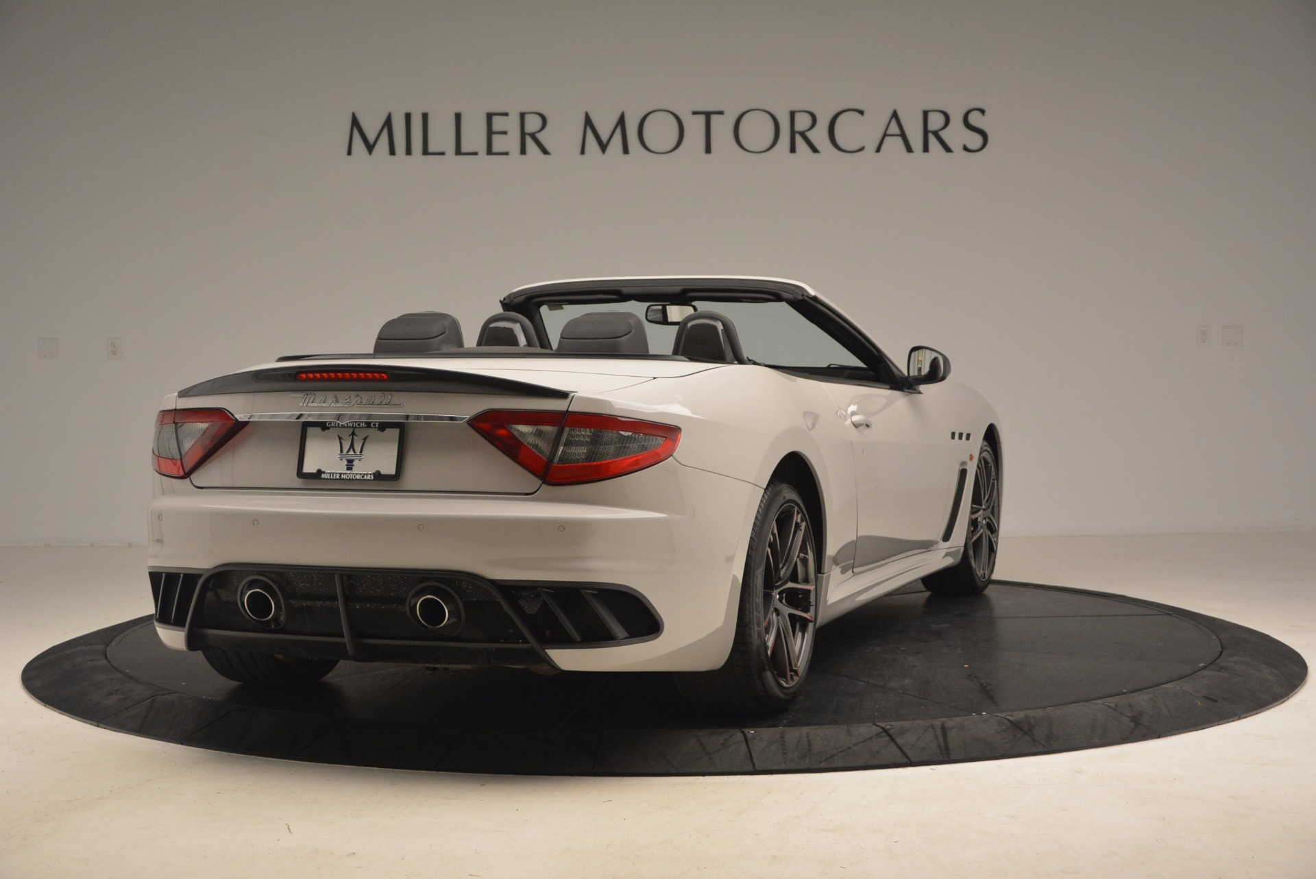 Used 2015 Maserati GranTurismo MC Centennial For Sale In Westport, CT 1107_p7