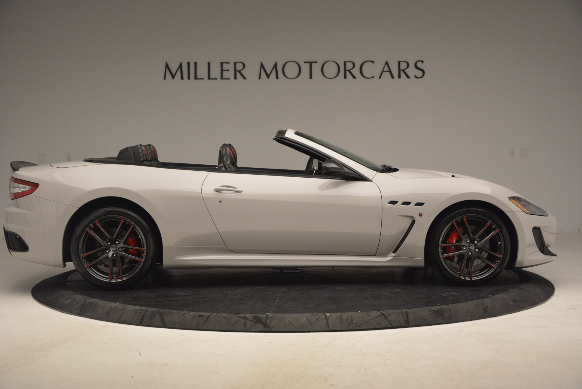 Used 2015 Maserati GranTurismo MC Centennial For Sale In Westport, CT 1107_p9