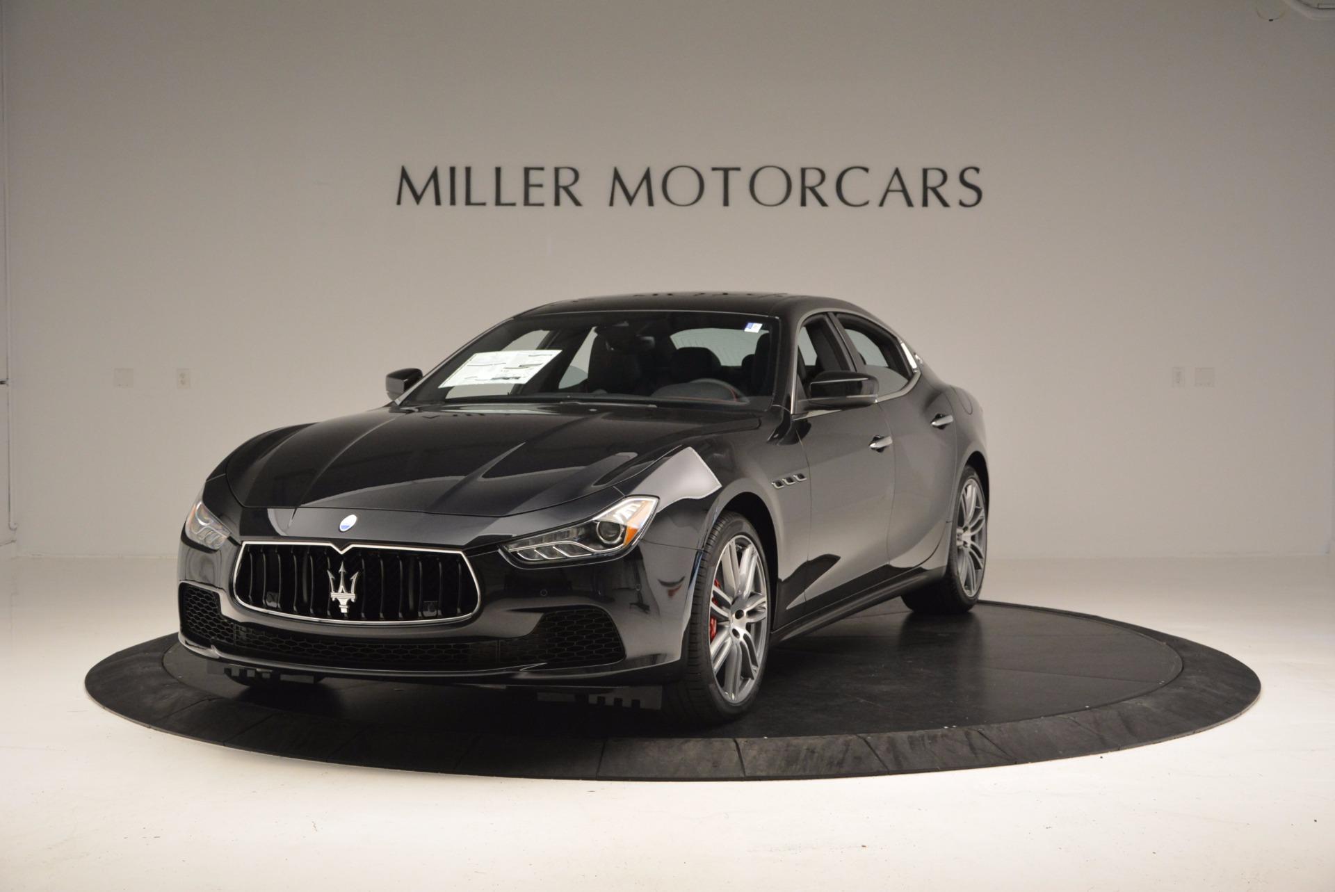 New 2017 Maserati Ghibli SQ4 For Sale In Westport, CT 1108_main
