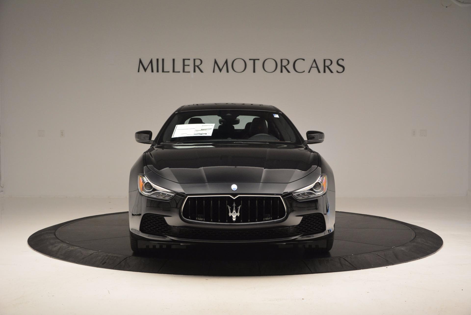 New 2017 Maserati Ghibli SQ4 For Sale In Westport, CT 1108_p12
