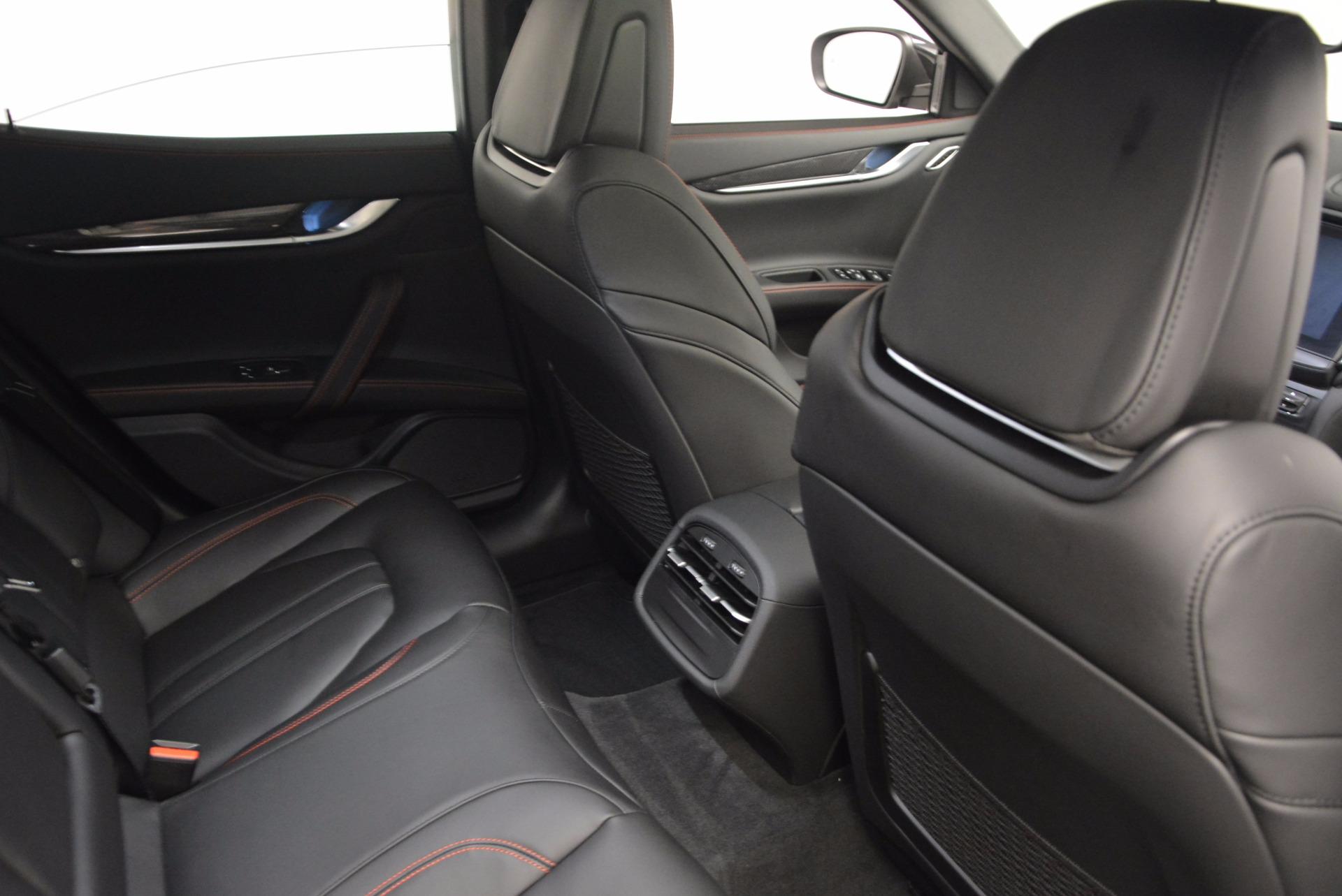 New 2017 Maserati Ghibli SQ4 For Sale In Westport, CT 1108_p25