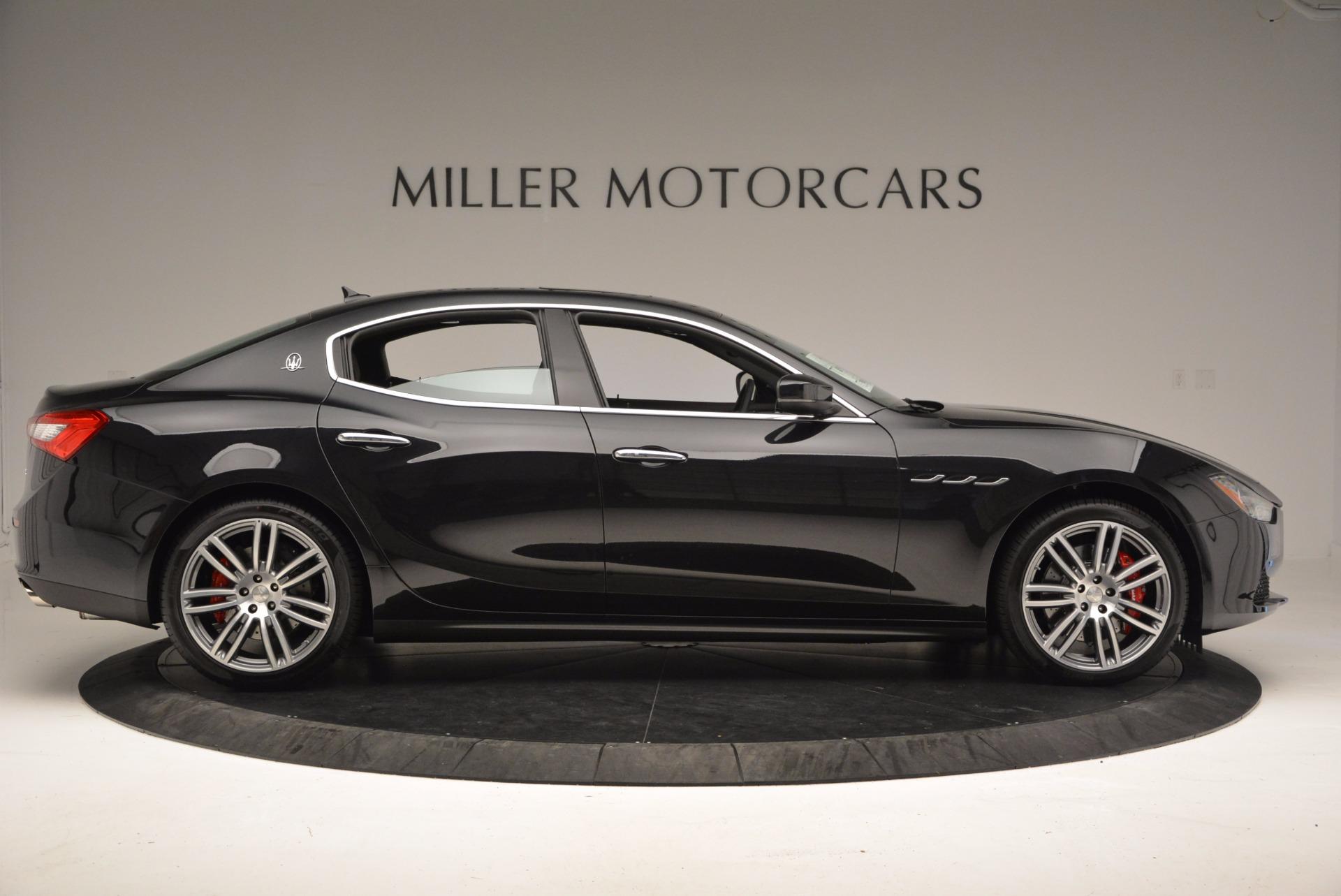 New 2017 Maserati Ghibli SQ4 For Sale In Westport, CT 1108_p9