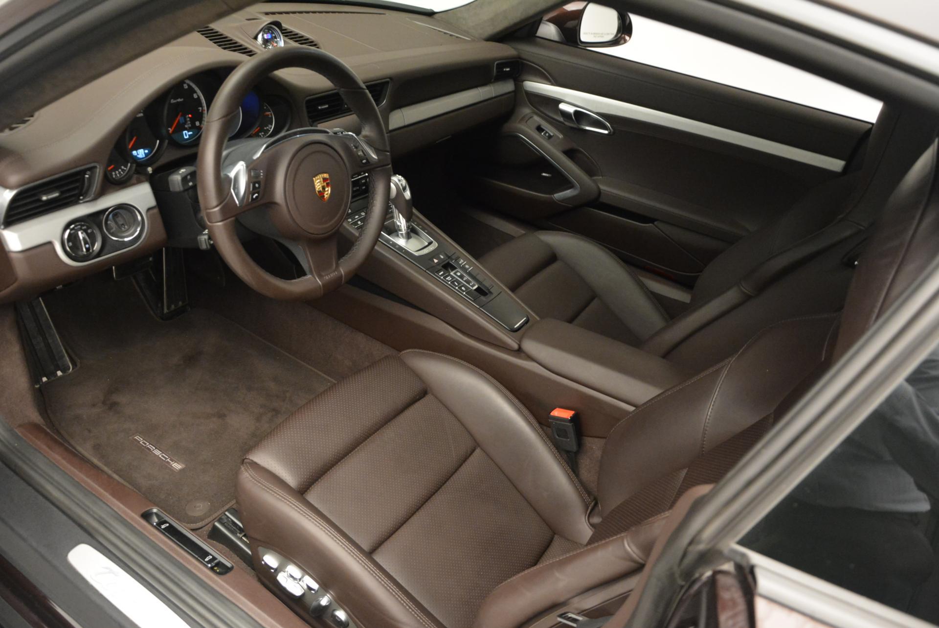 Used 2014 Porsche 911 Turbo For Sale In Westport, CT 111_p16