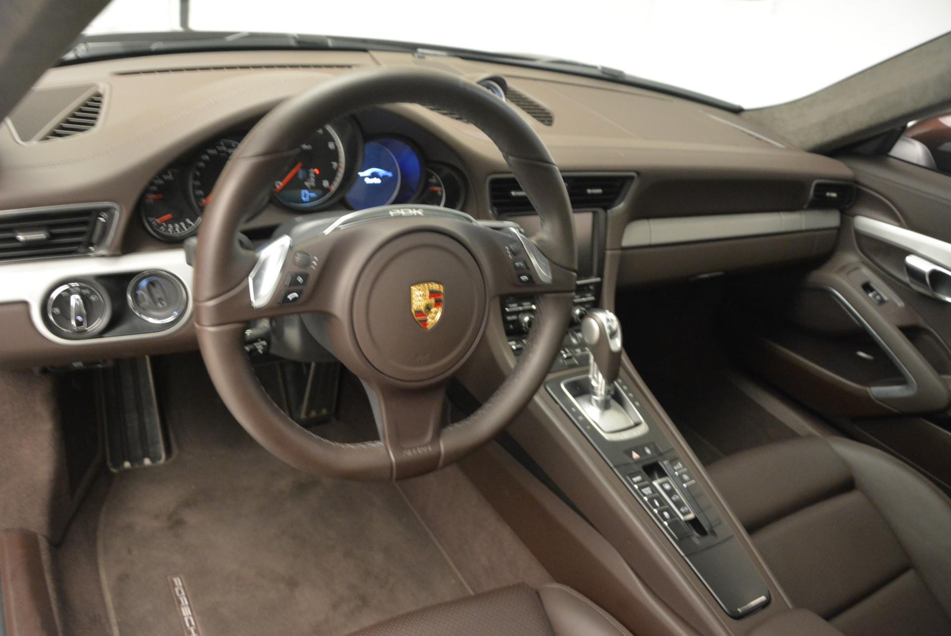 Used 2014 Porsche 911 Turbo For Sale In Westport, CT 111_p19