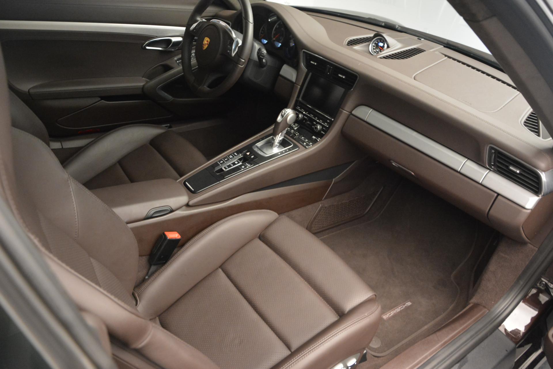 Used 2014 Porsche 911 Turbo For Sale In Westport, CT 111_p21
