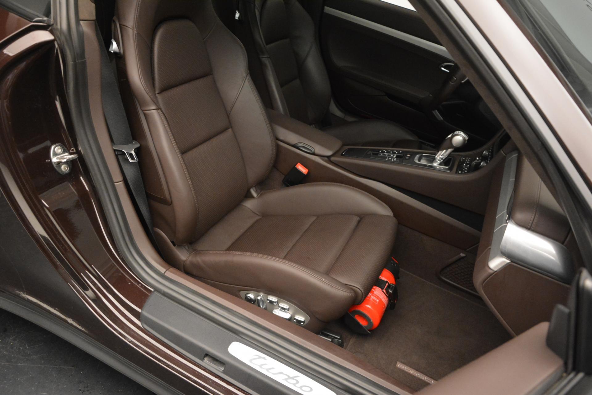 Used 2014 Porsche 911 Turbo For Sale In Westport, CT 111_p24