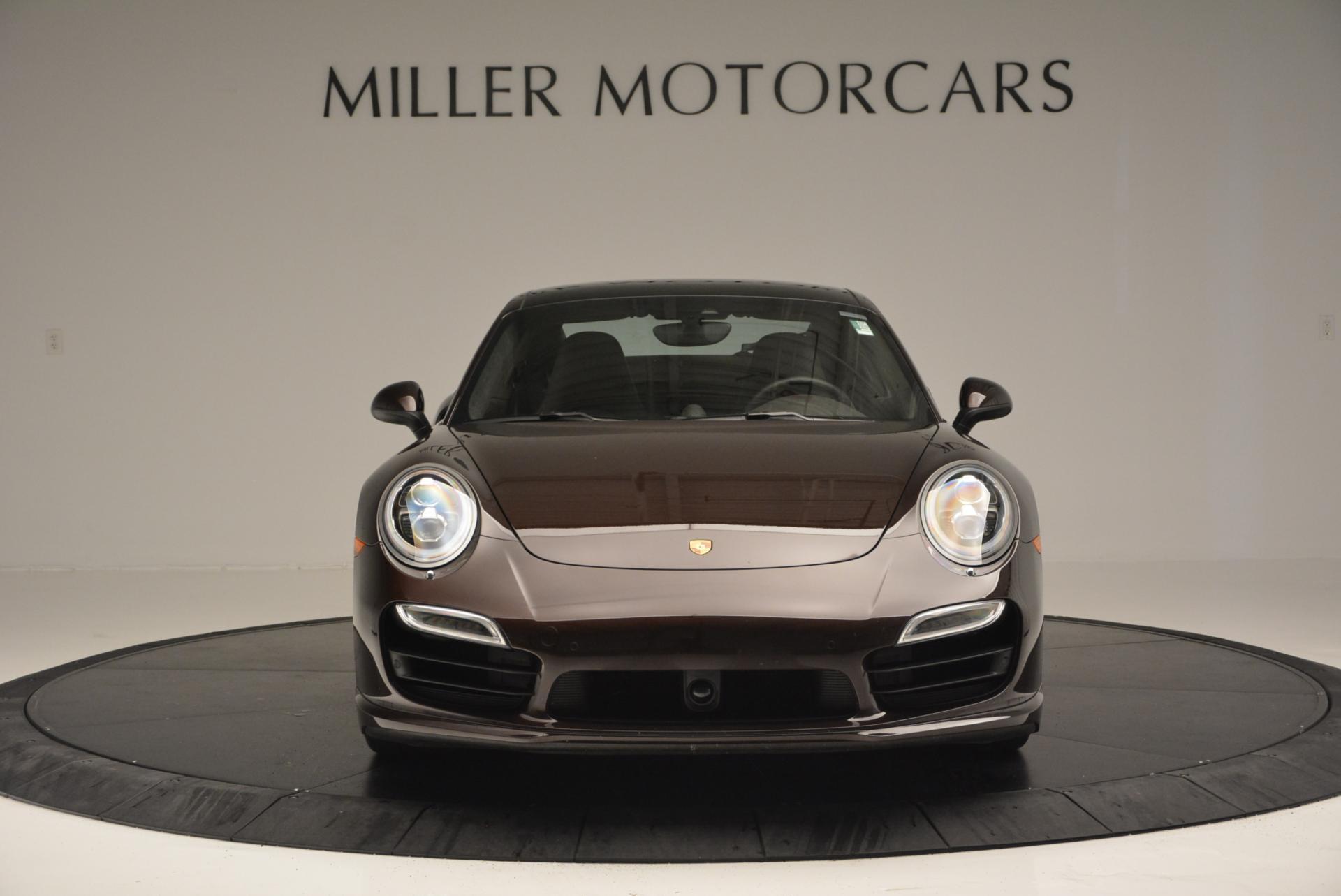Used 2014 Porsche 911 Turbo For Sale In Westport, CT 111_p8