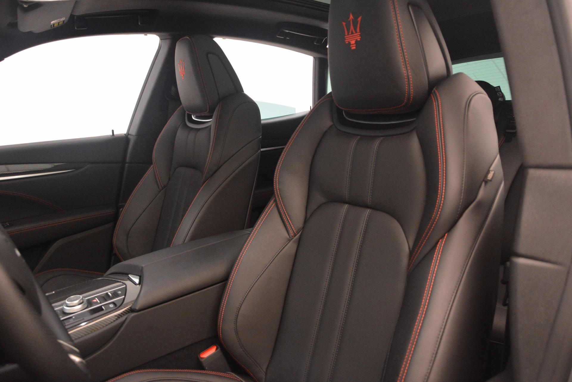 Used 2017 Maserati Levante S For Sale In Westport, CT 1112_p15
