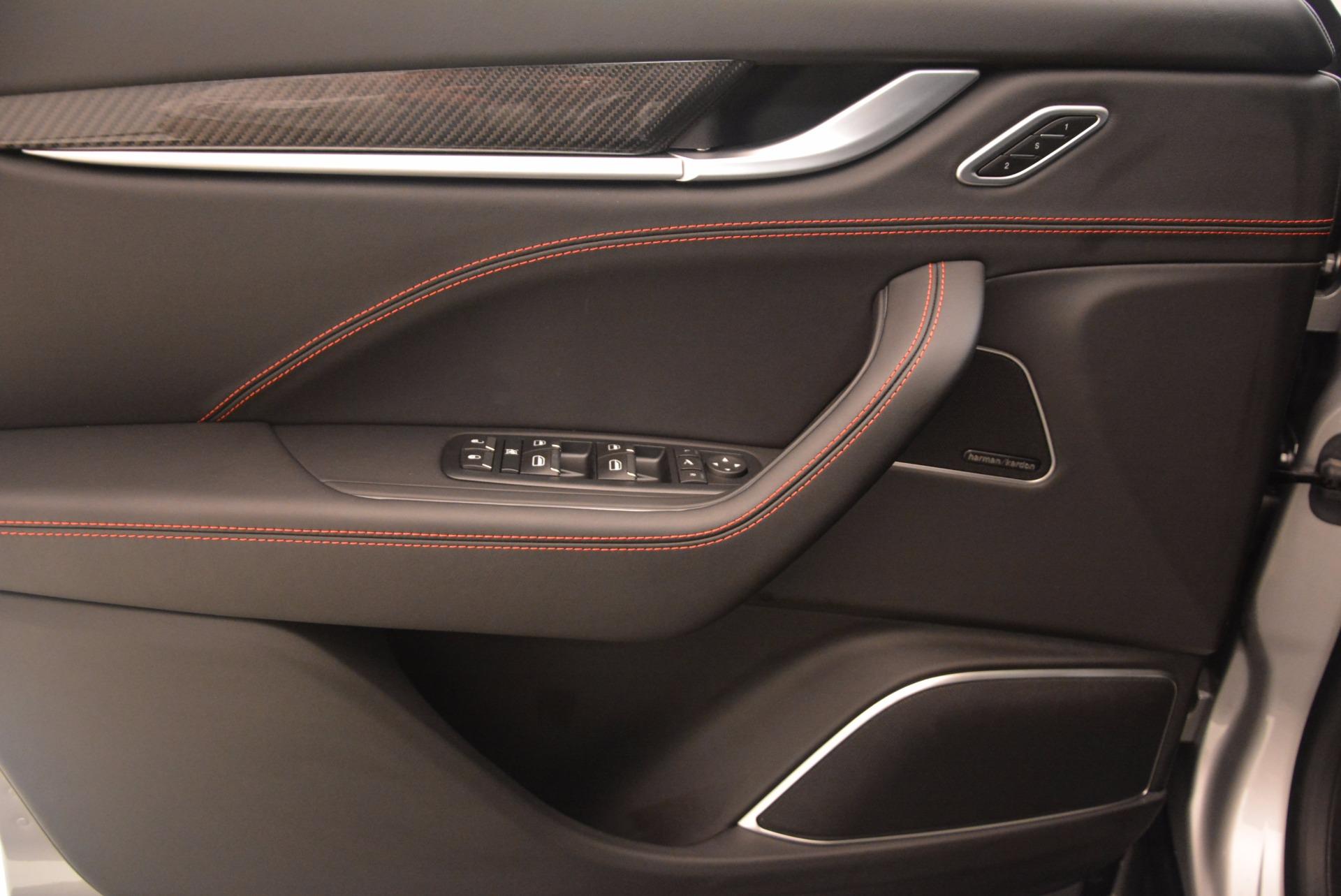 Used 2017 Maserati Levante S For Sale In Westport, CT 1112_p16