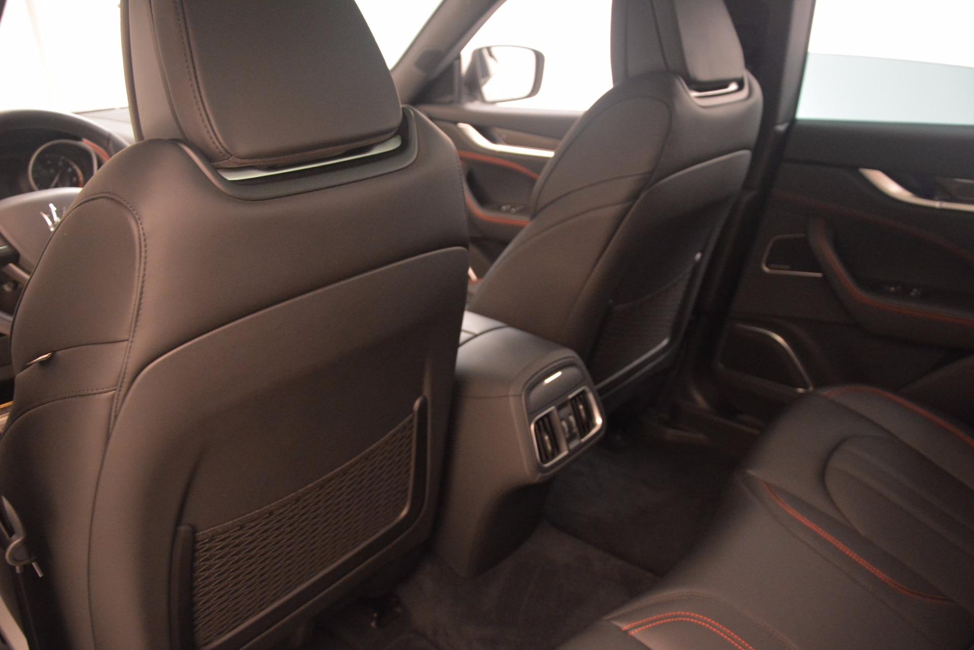 Used 2017 Maserati Levante S For Sale In Westport, CT 1112_p17
