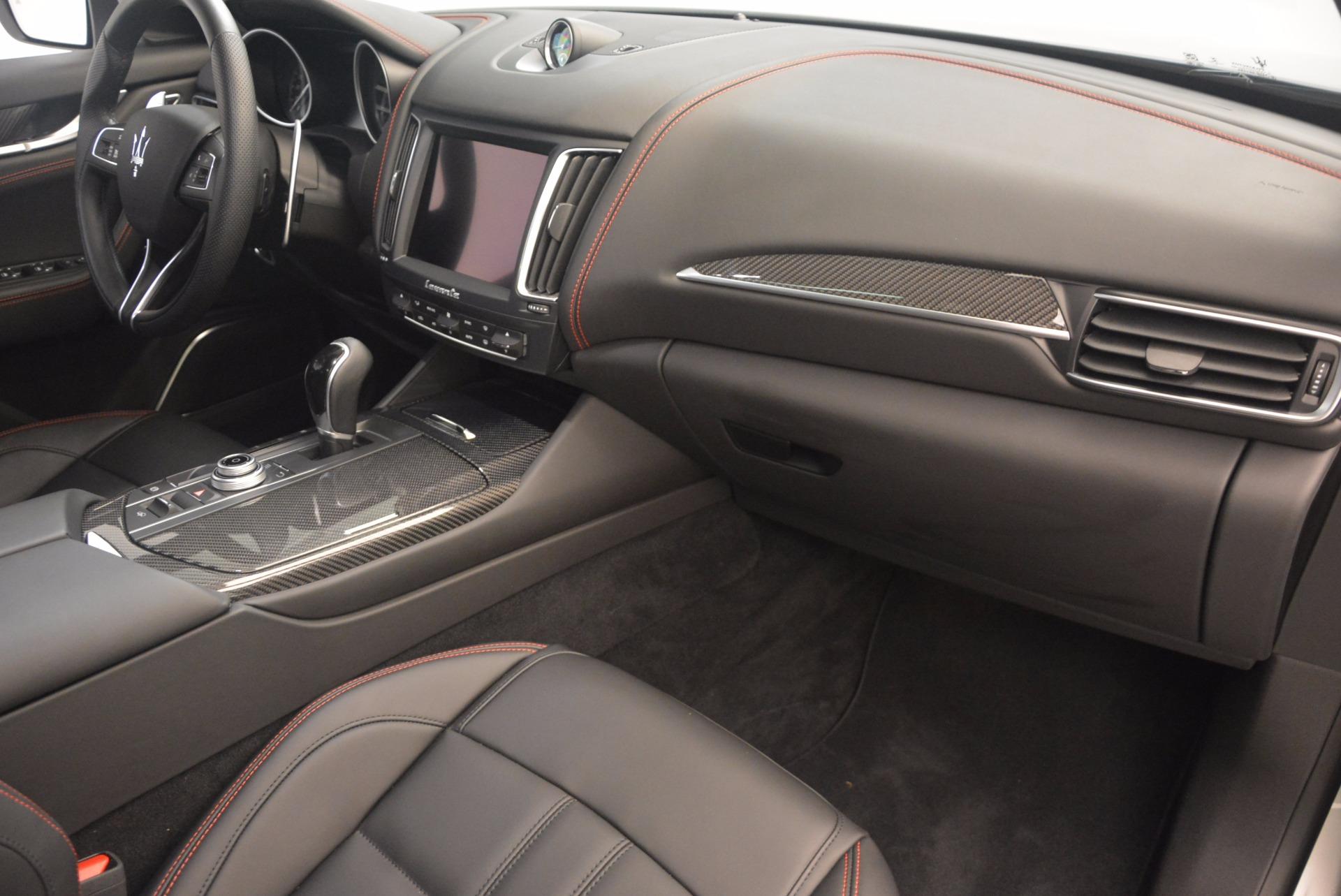Used 2017 Maserati Levante S For Sale In Westport, CT 1112_p20