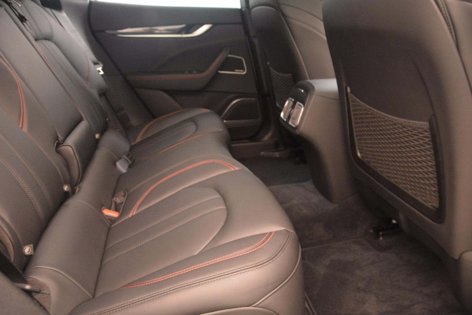 Used 2017 Maserati Levante S For Sale In Westport, CT 1112_p24