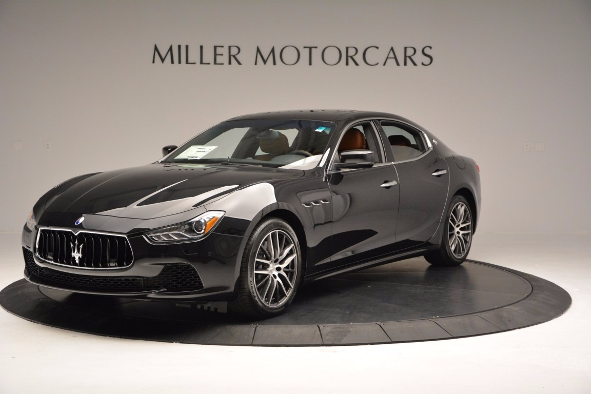 New 2017 Maserati Ghibli S Q4 For Sale In Westport, CT 1113_main