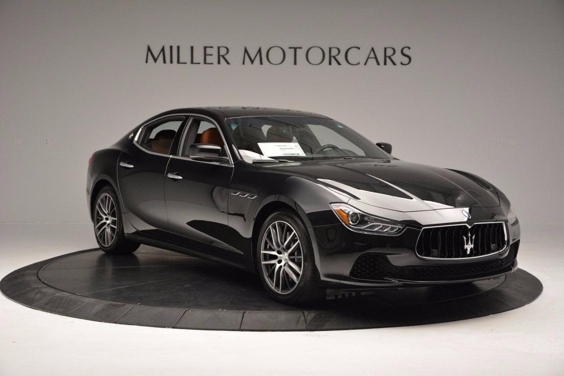 New 2017 Maserati Ghibli S Q4 For Sale In Westport, CT 1113_p10