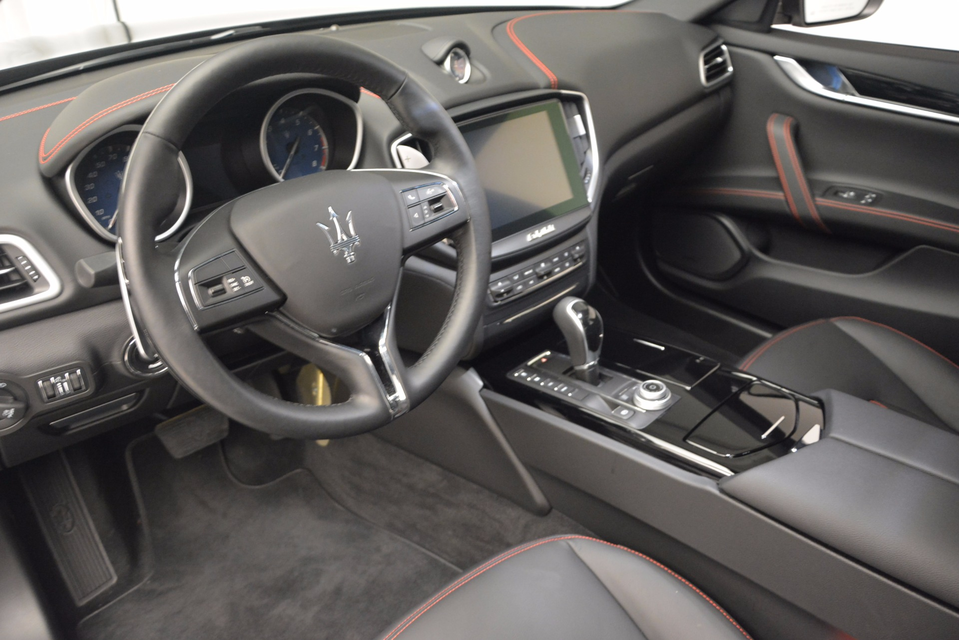 New 2017 Maserati Ghibli S Q4 For Sale In Westport, CT 1113_p12
