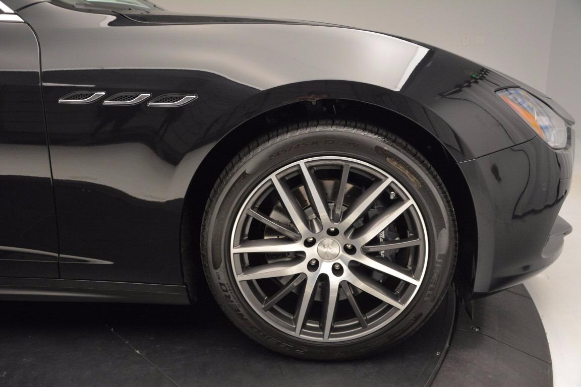 New 2017 Maserati Ghibli S Q4 For Sale In Westport, CT 1113_p24