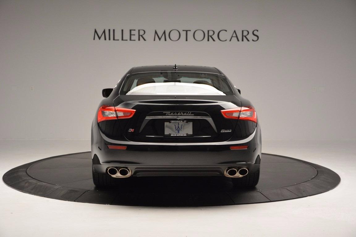 New 2017 Maserati Ghibli S Q4 For Sale In Westport, CT 1113_p5